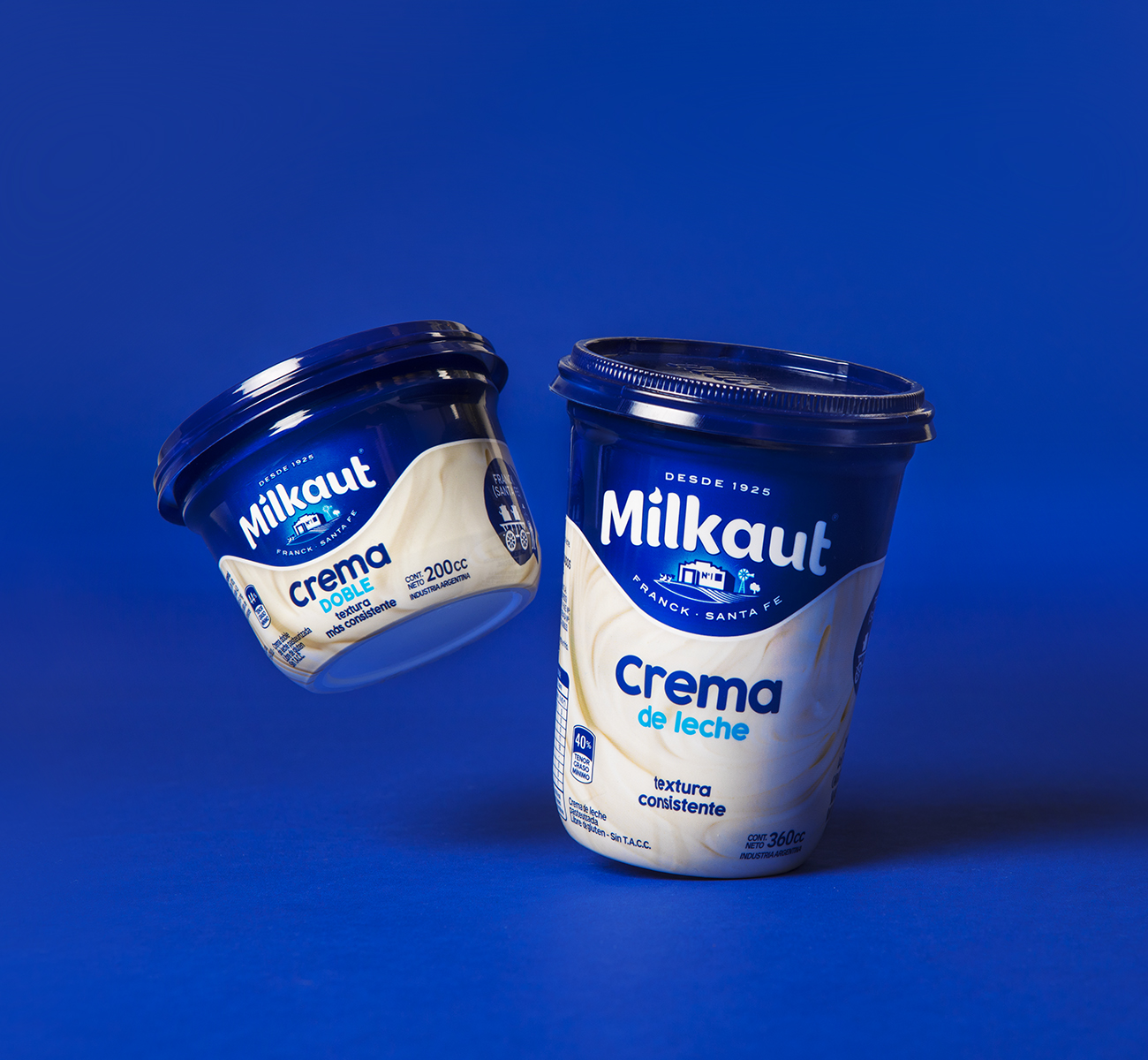 Milkaut Packaging Design