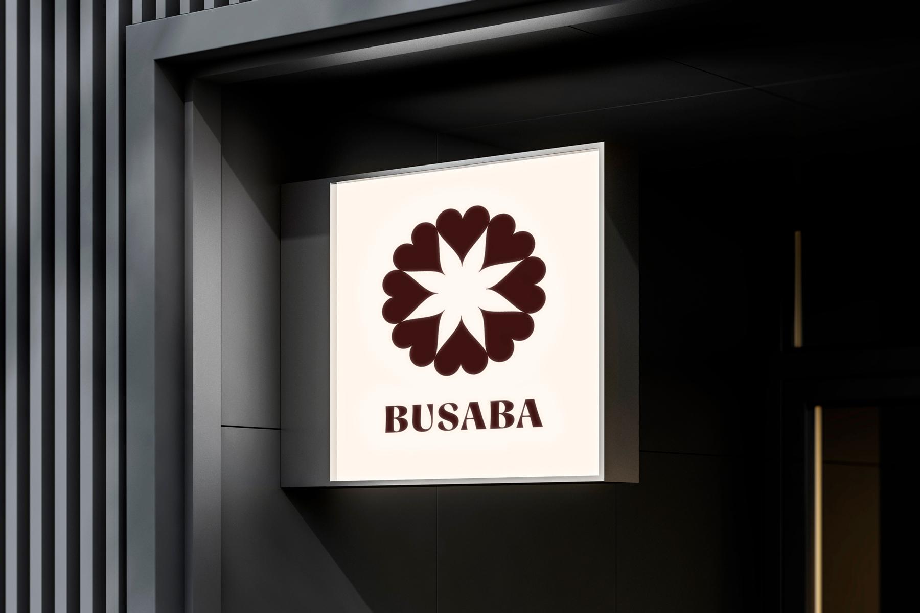 Paul Belford Ltd Creates New Logo for Busaba in Thai Restaurant Rebrand