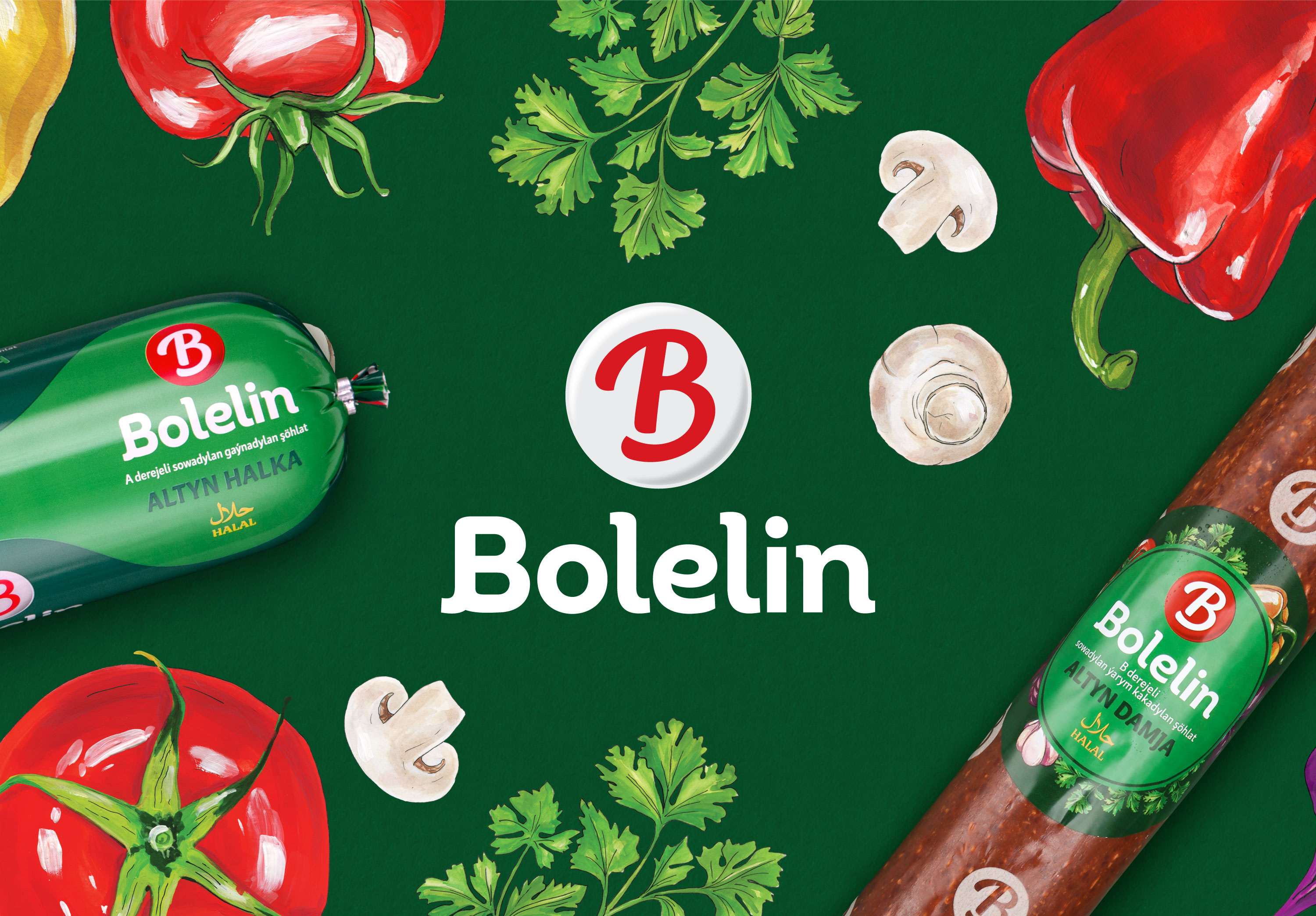 Belli Creative Studio Created the Package Design for Bolelin