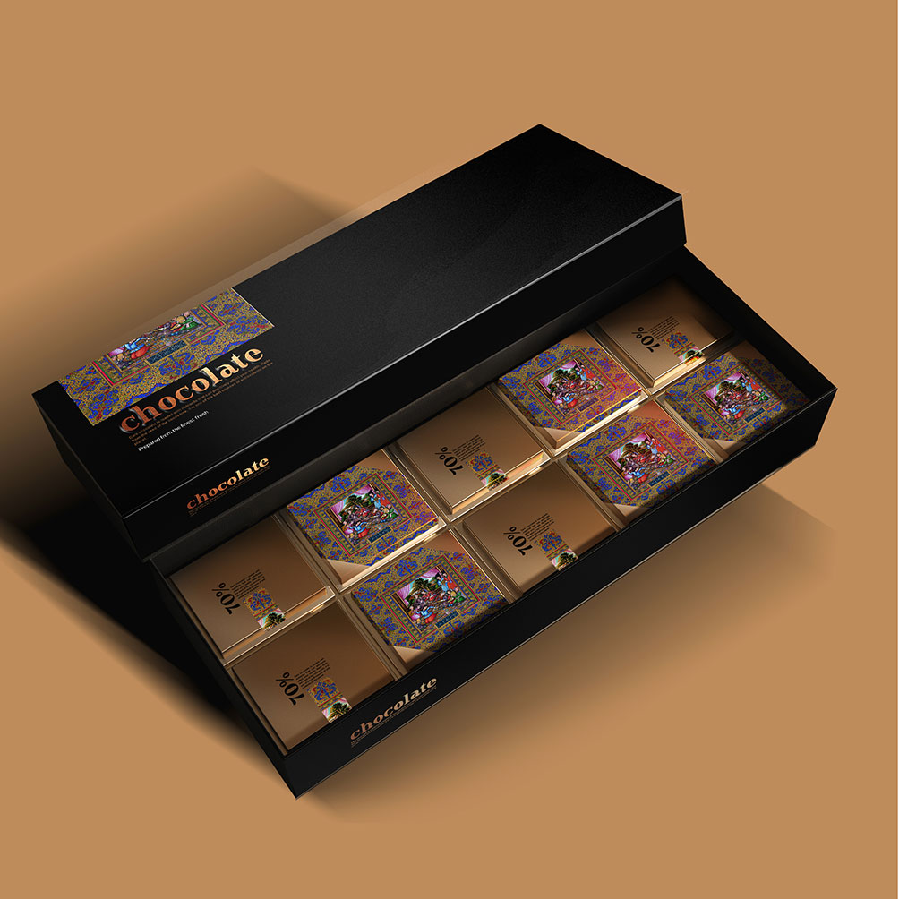 Creat New Chocolate Packaging