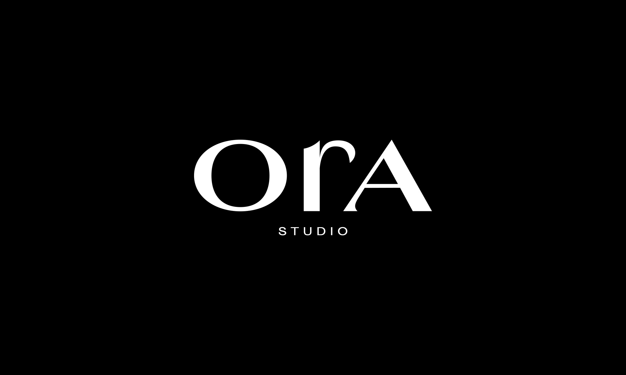 Branding for Studio Ora