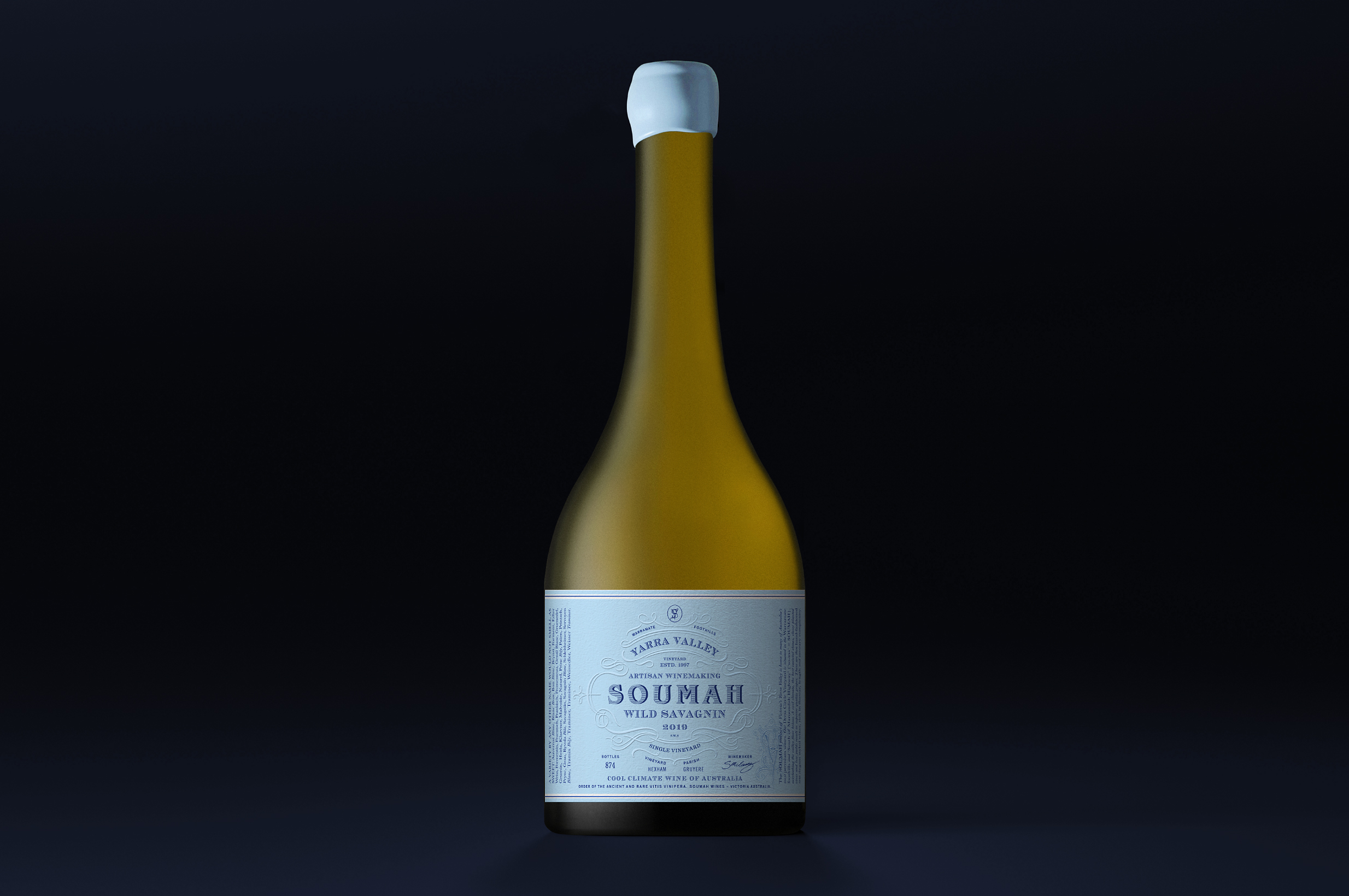 Limited Release Wild Savagnin By Frank Aloi