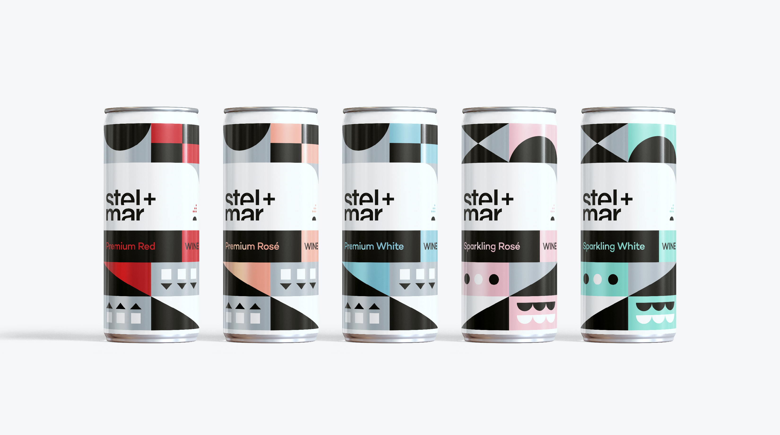 stel+mar Packaging & Branding Design