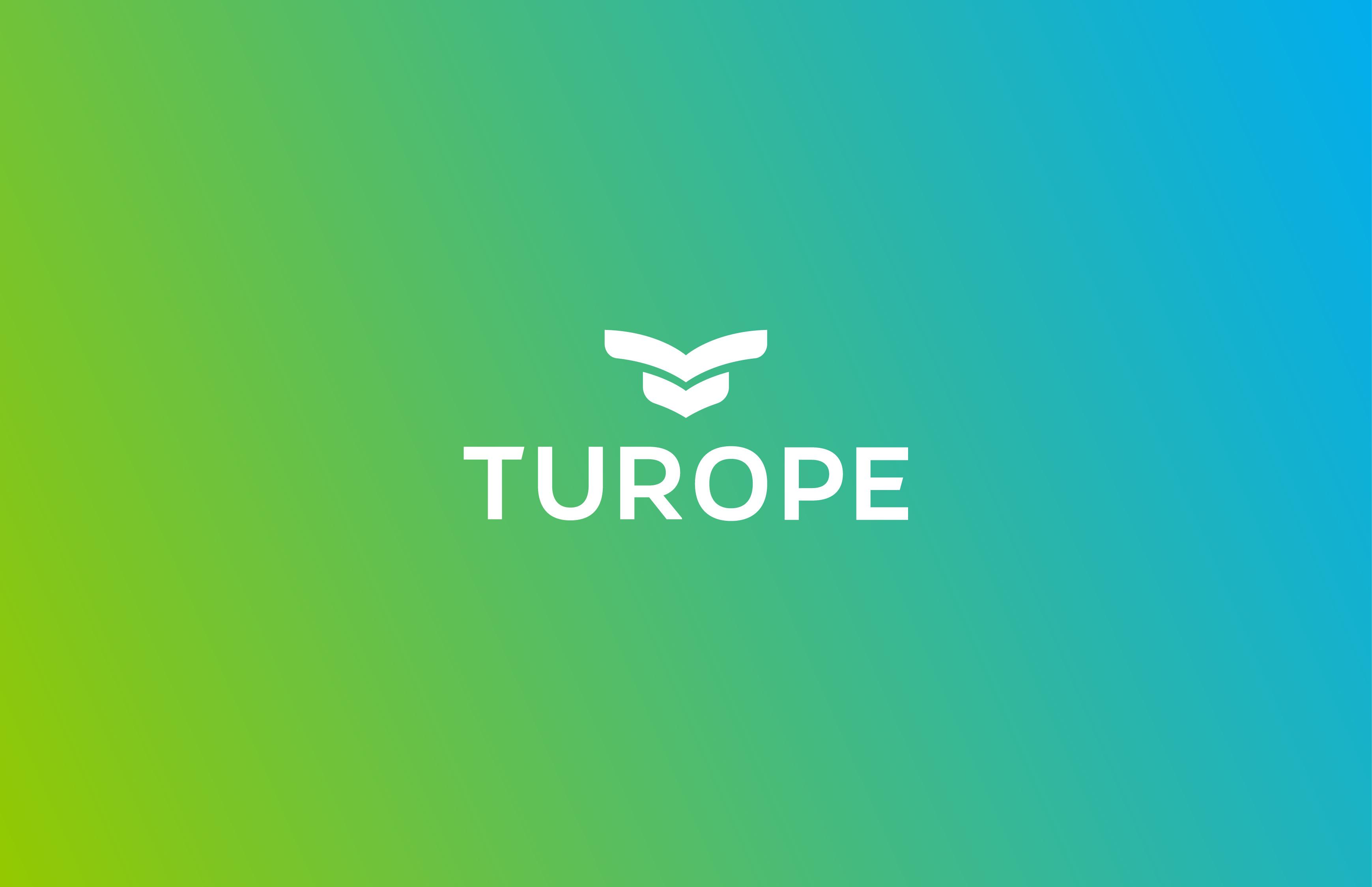 Belli Creative Studio Created the Brand Look of the Turope Company
