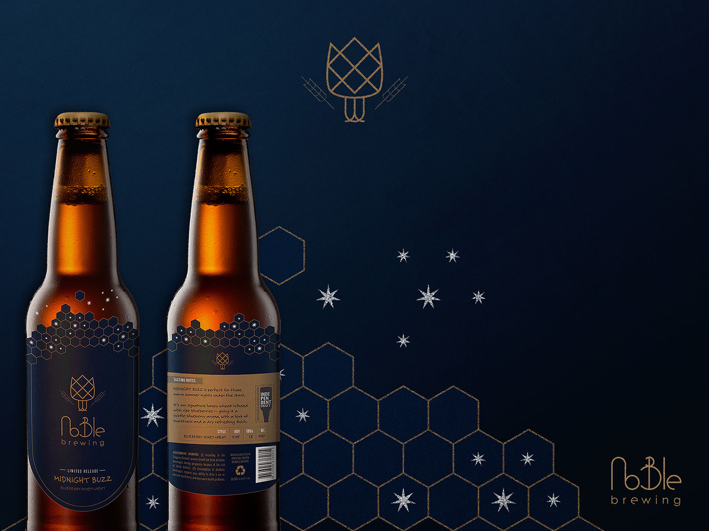 Freelancer Designs Concept Beer Brand With Charitable Aspirations