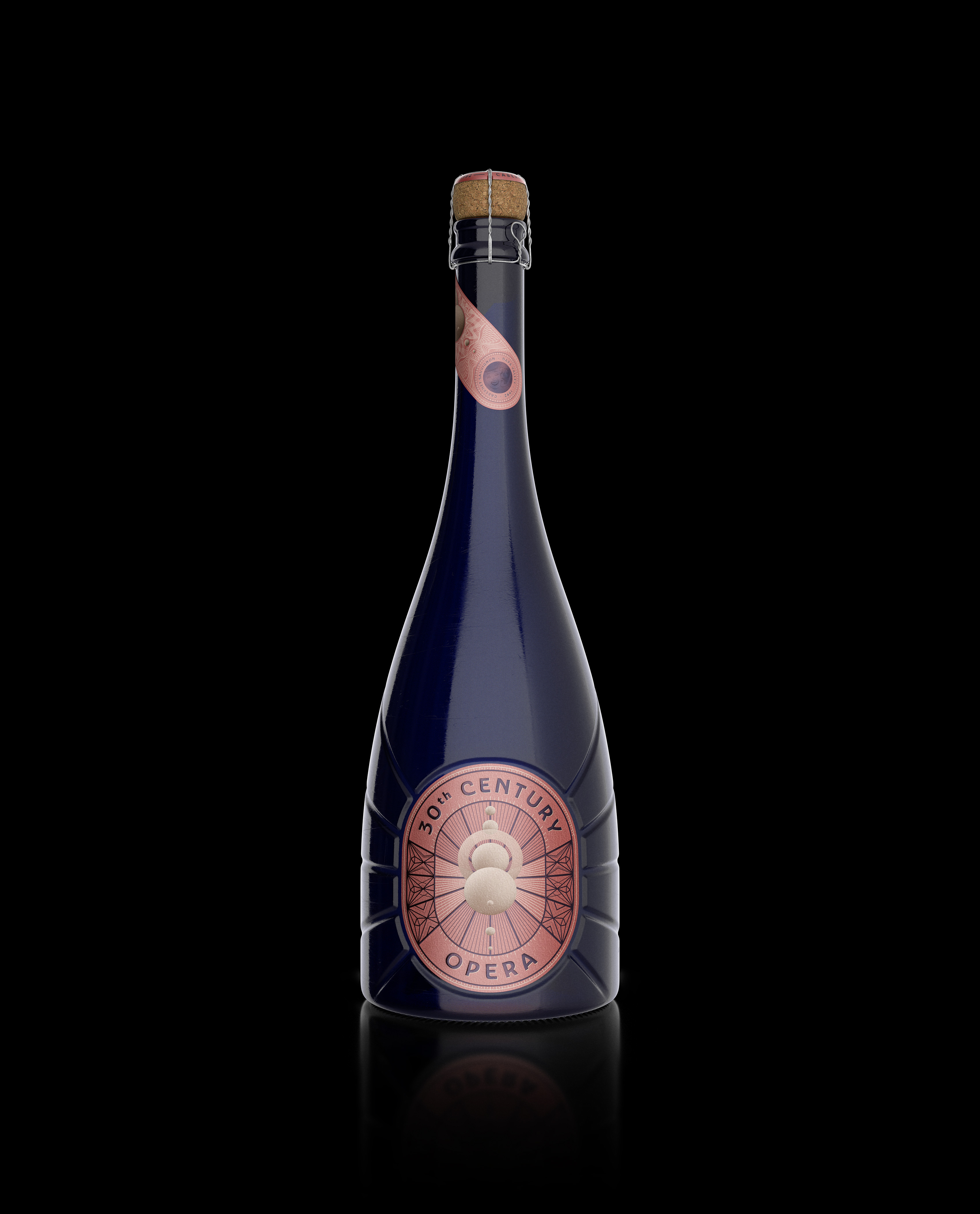 Creative Carbon Creates New Packaging for30th Century Opera Wine