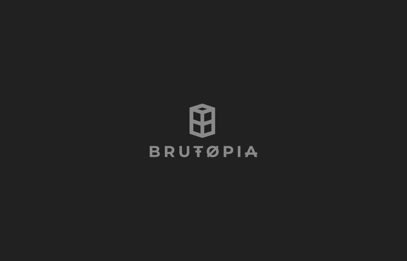 BRUTOPIA – Branding + Photography + Product Design