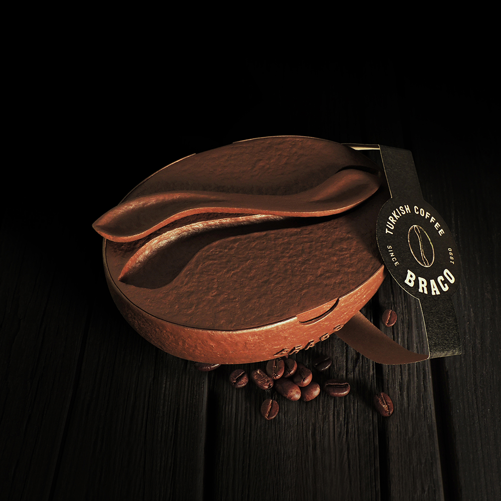 Braco Coffee Packaging Design