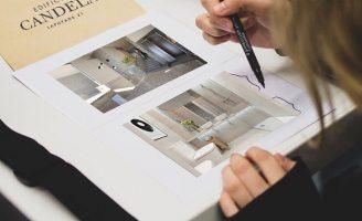 Boutique Creative Agency Designs a New Identity for a Building in Zaragoza