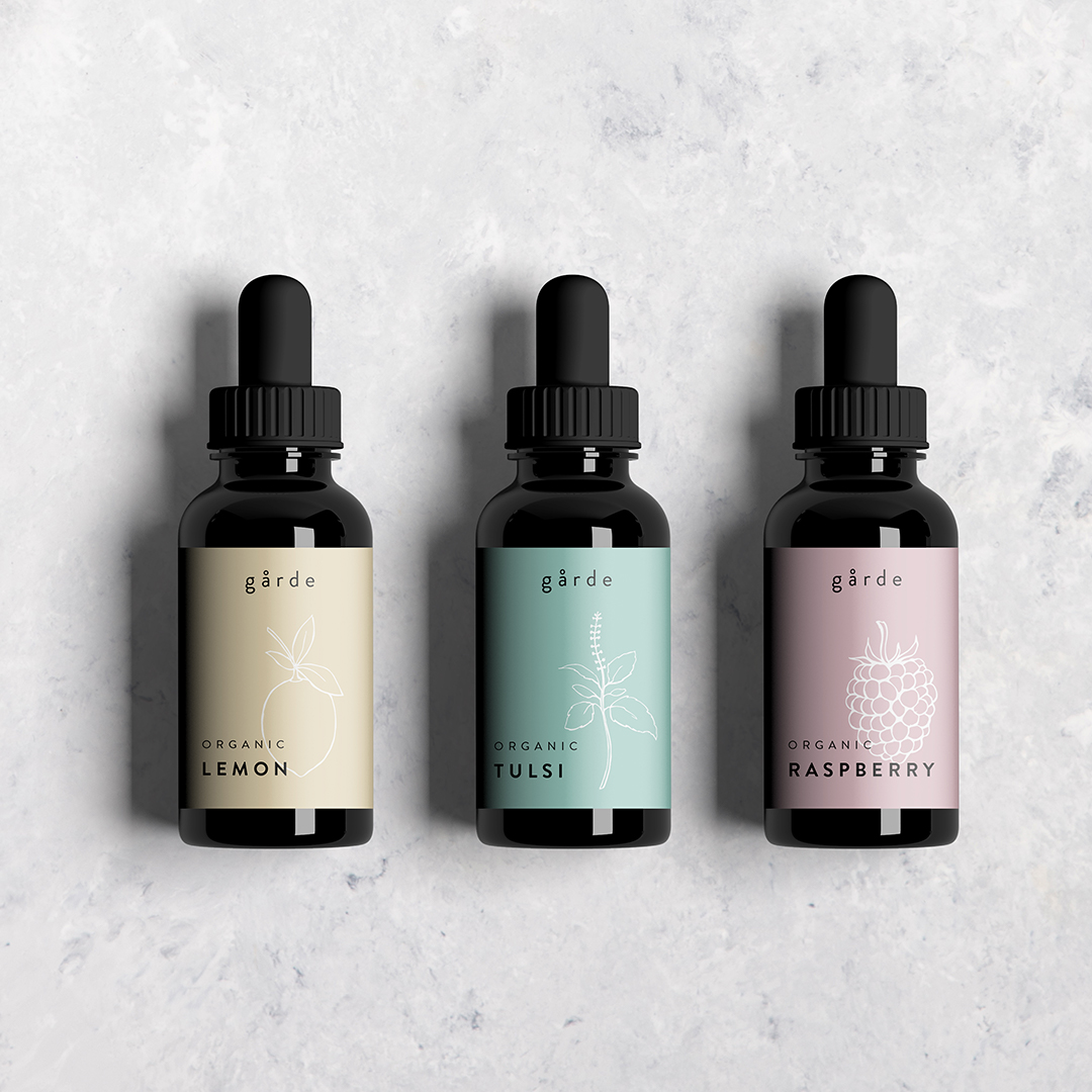 Brand and Packaging Design for an Organic Cosmetics Brand