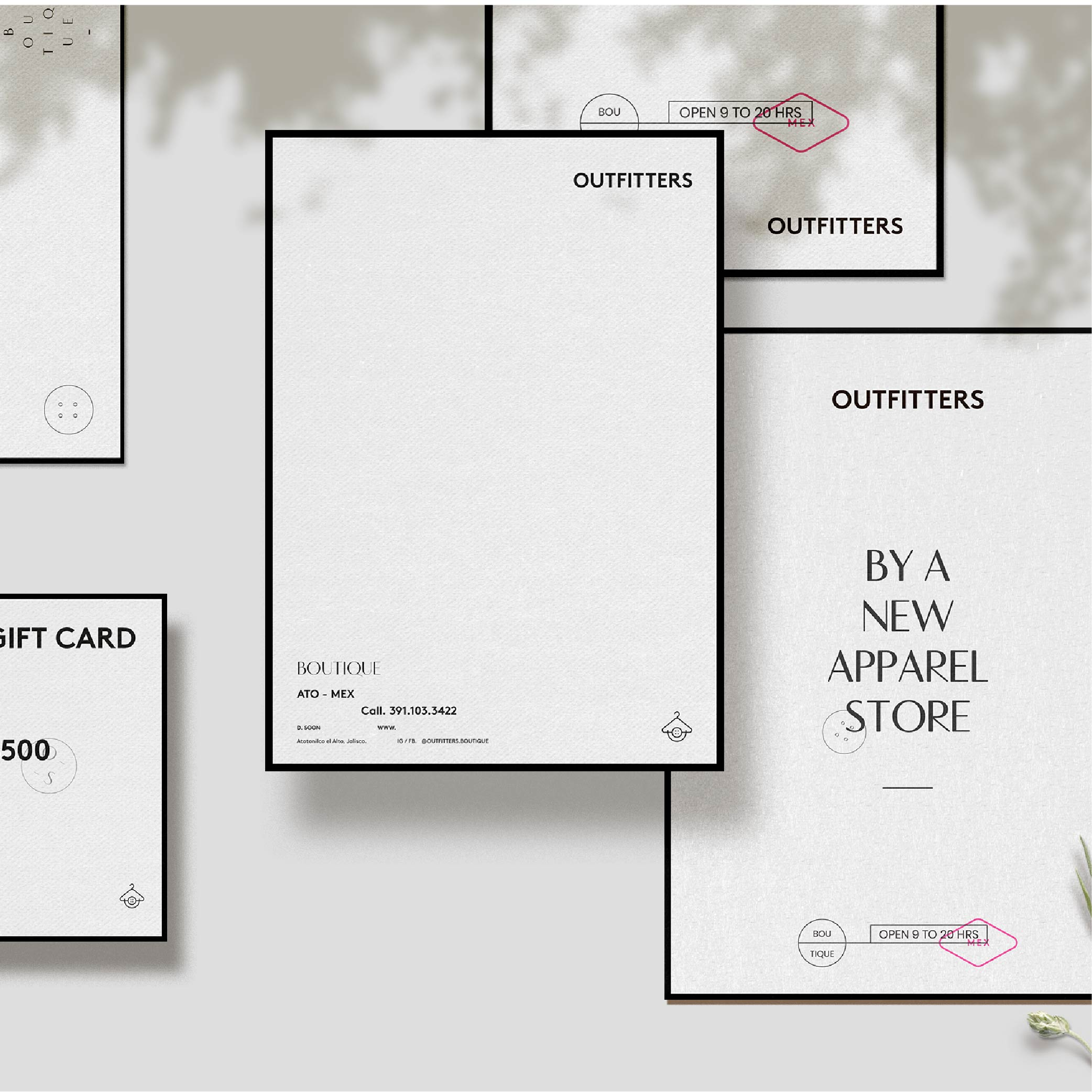 Outfitters by Servin Studio