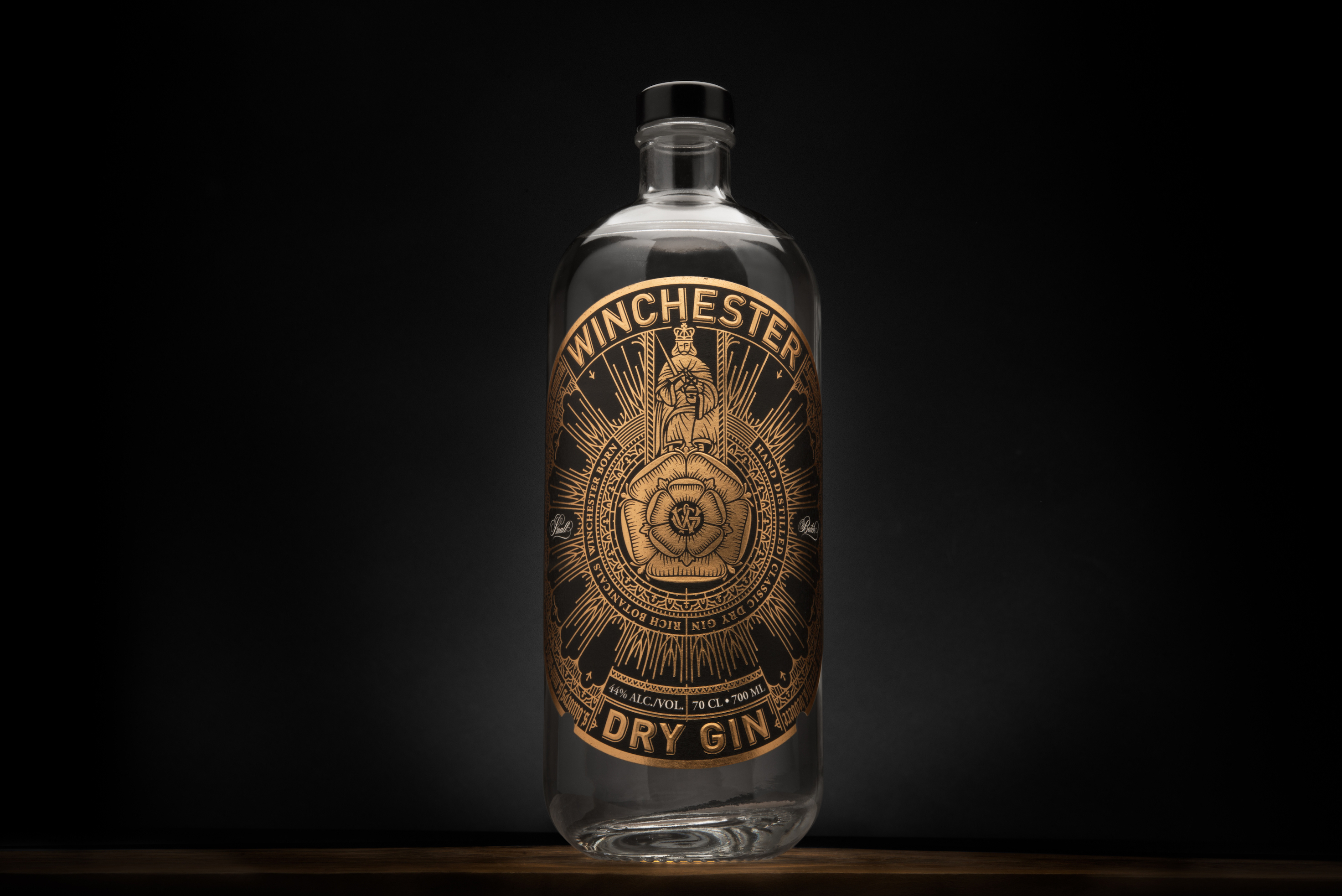 Winchester Gin by Winchester Distillery