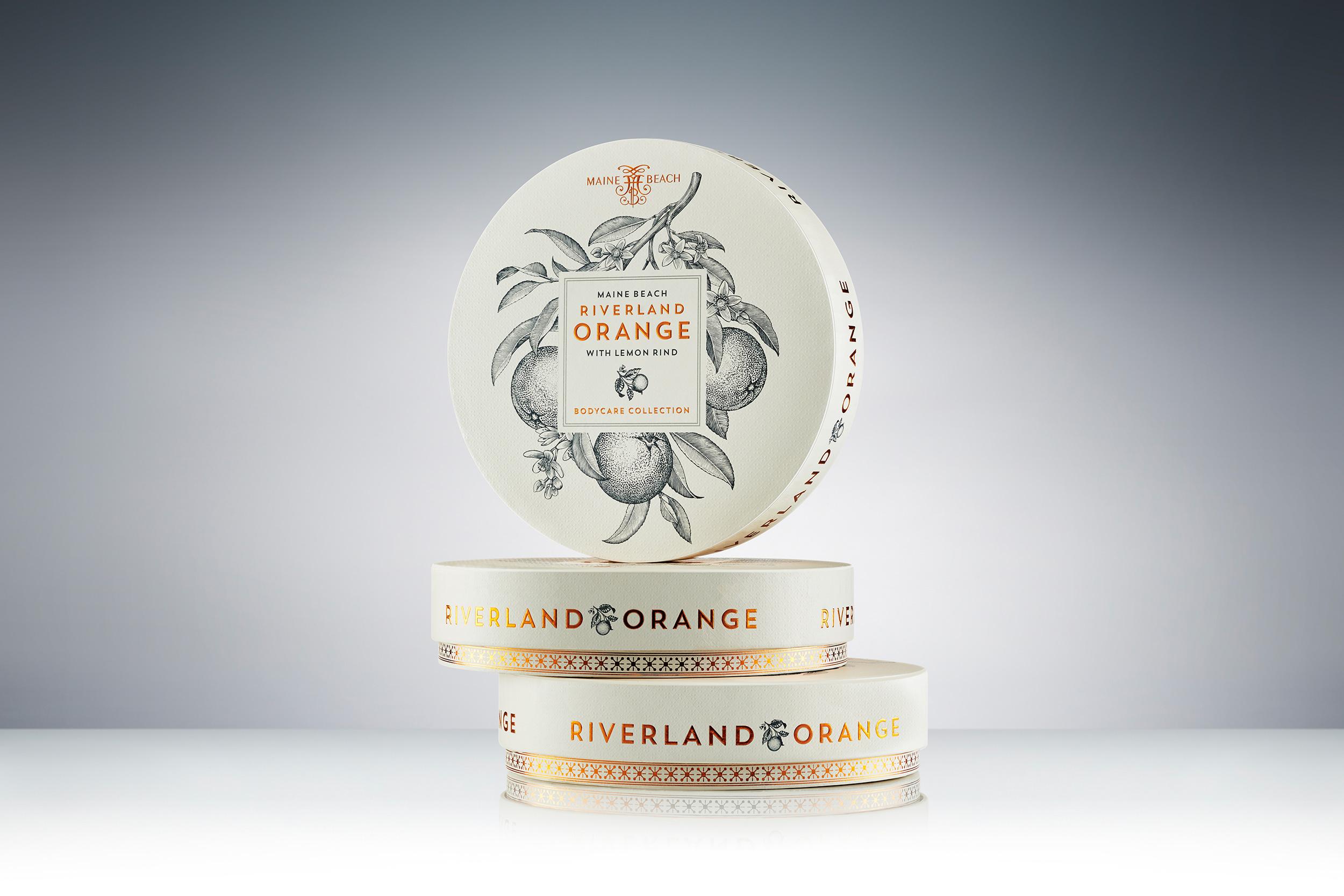 Riverland Orange Bodycare & Home Fragrances