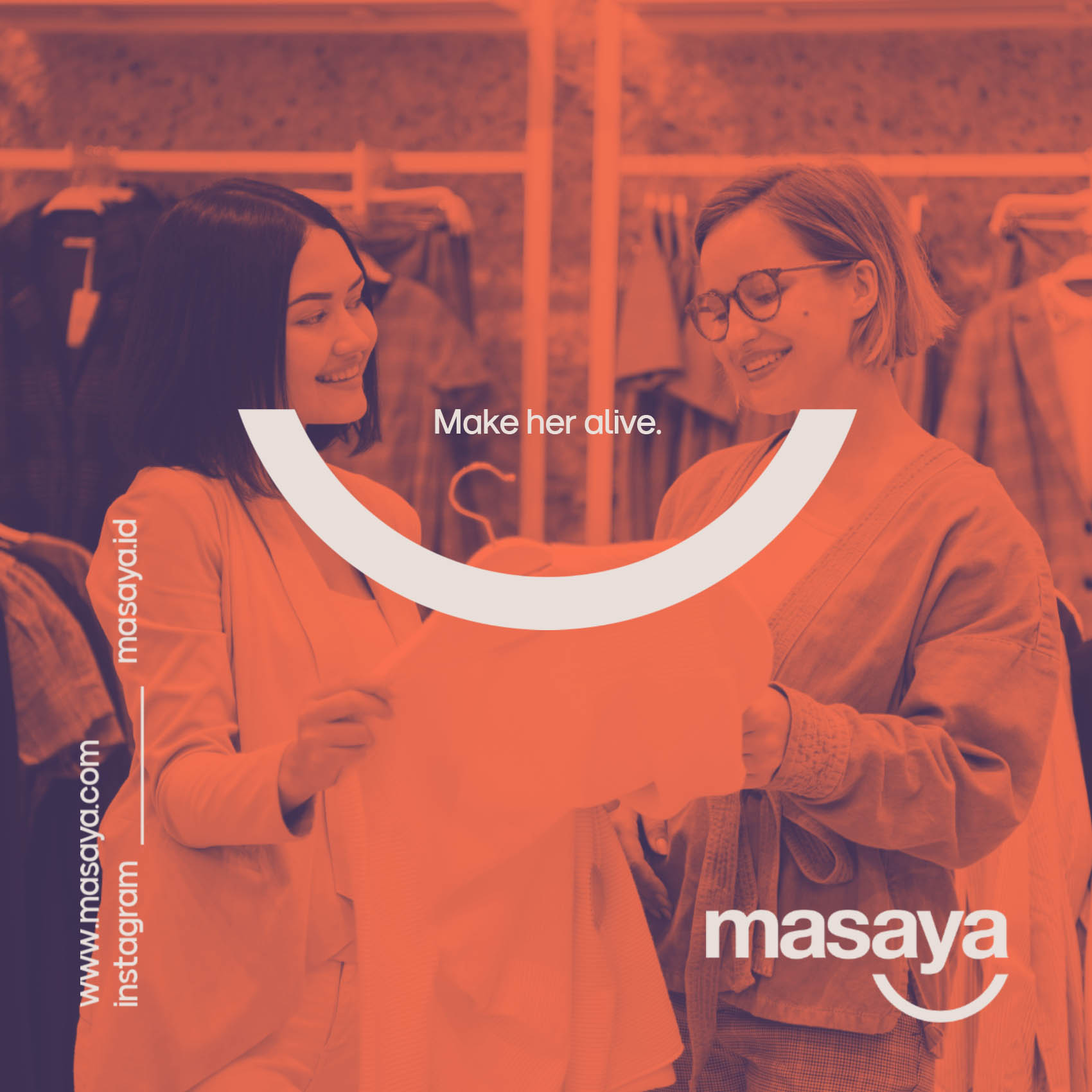 Widarto Impact Designing Brand Identity for Masaya Brand, New Women Fashion Line Startups