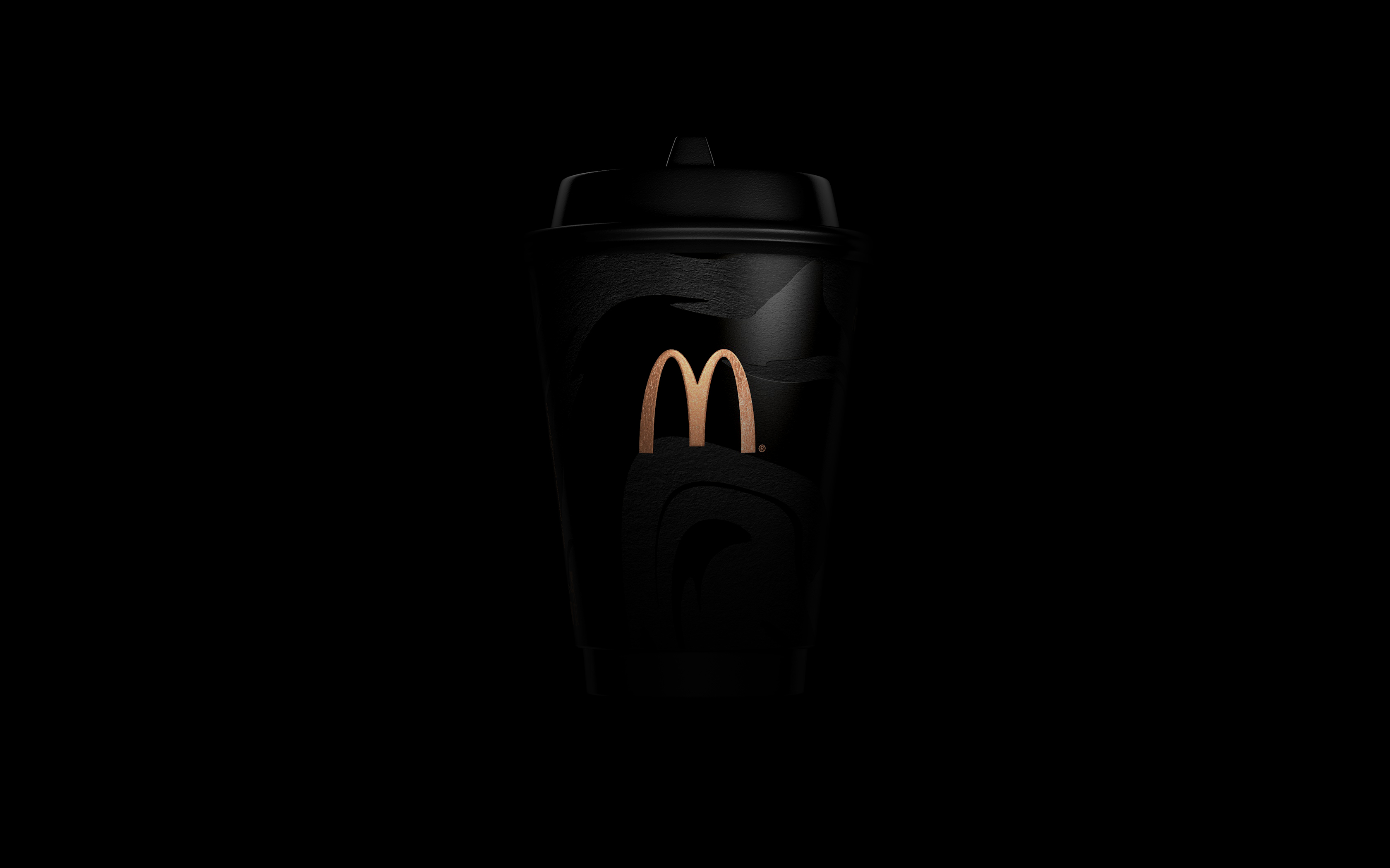 Rebranding of The Famous McDonald's Cups