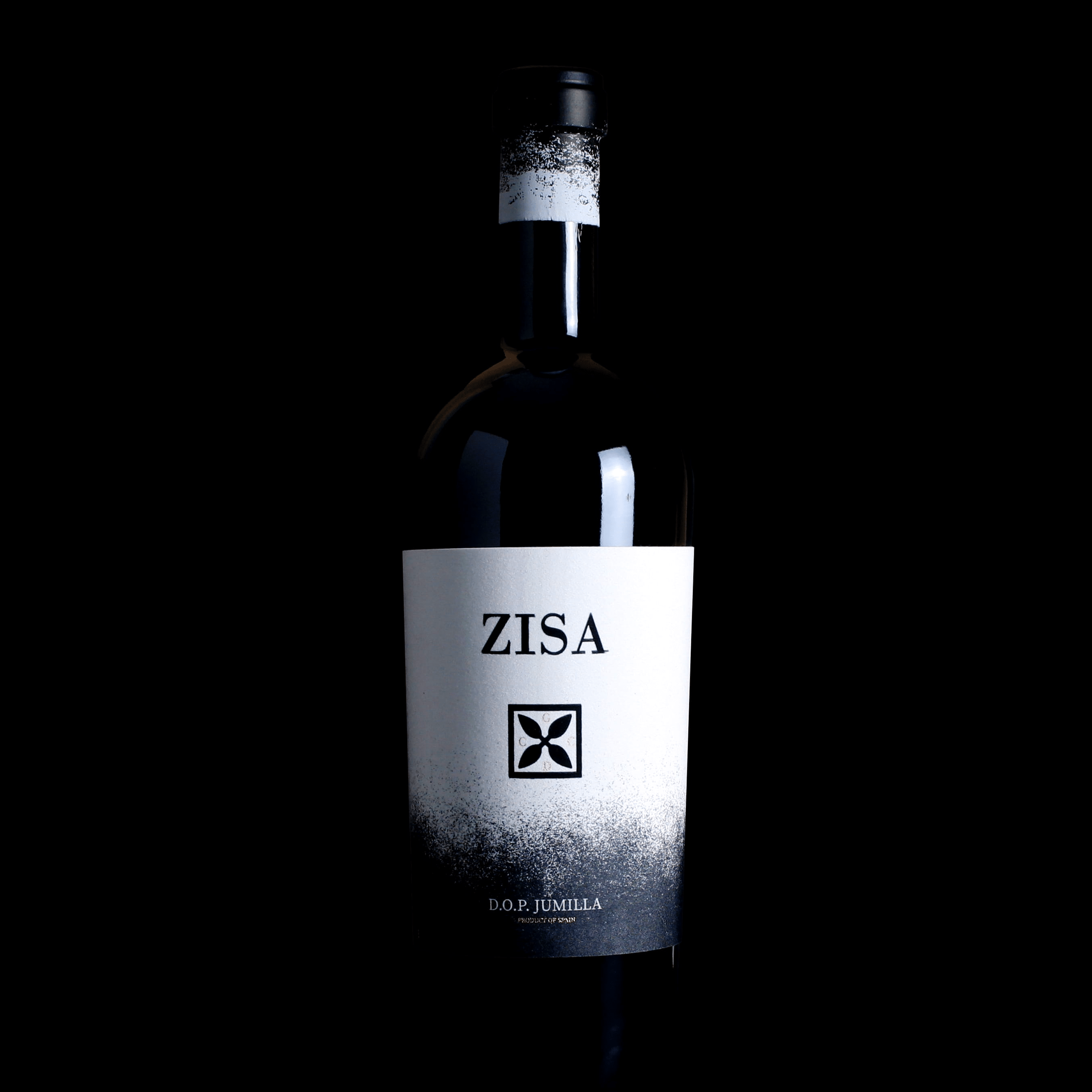Packaging Design for Zisa Red Wine From Bodegas Menhir Salento- Quinta Bianca