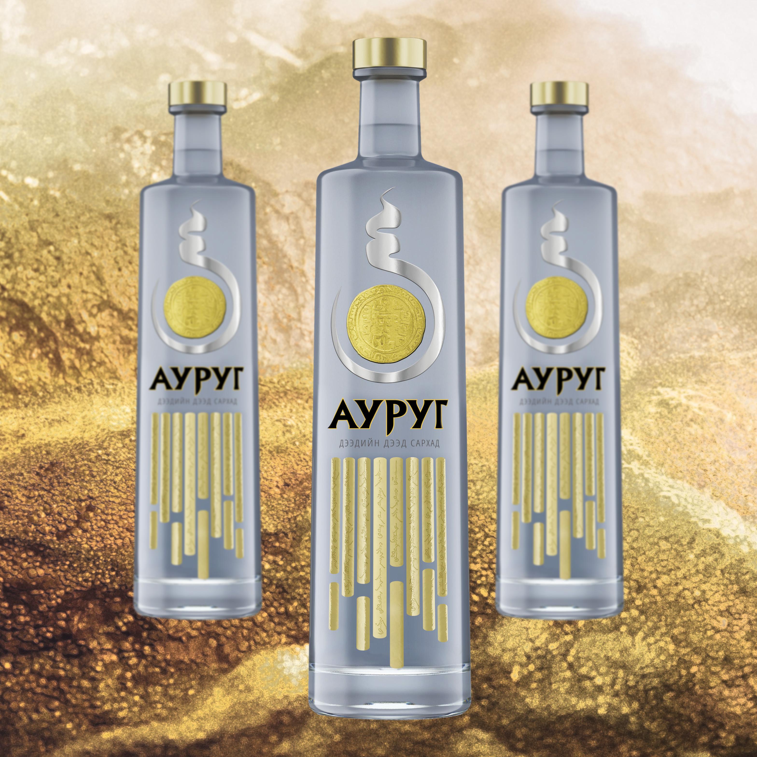 Mongolian Vodka Aurug
