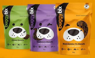Sydney Packaging Design Agency, Percept, Develops Creative Packaging Design for Buggy Bix
