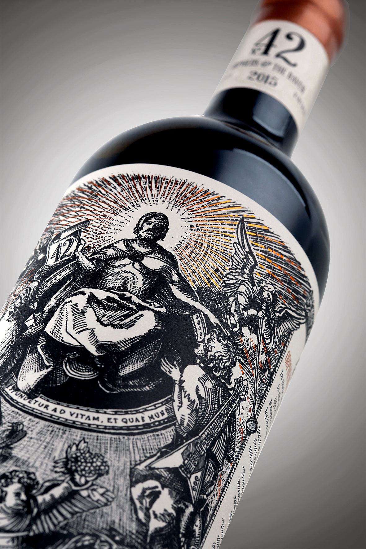 Orpheus & The Raven, a Pure Expression of The Love for Fine Wine and Art