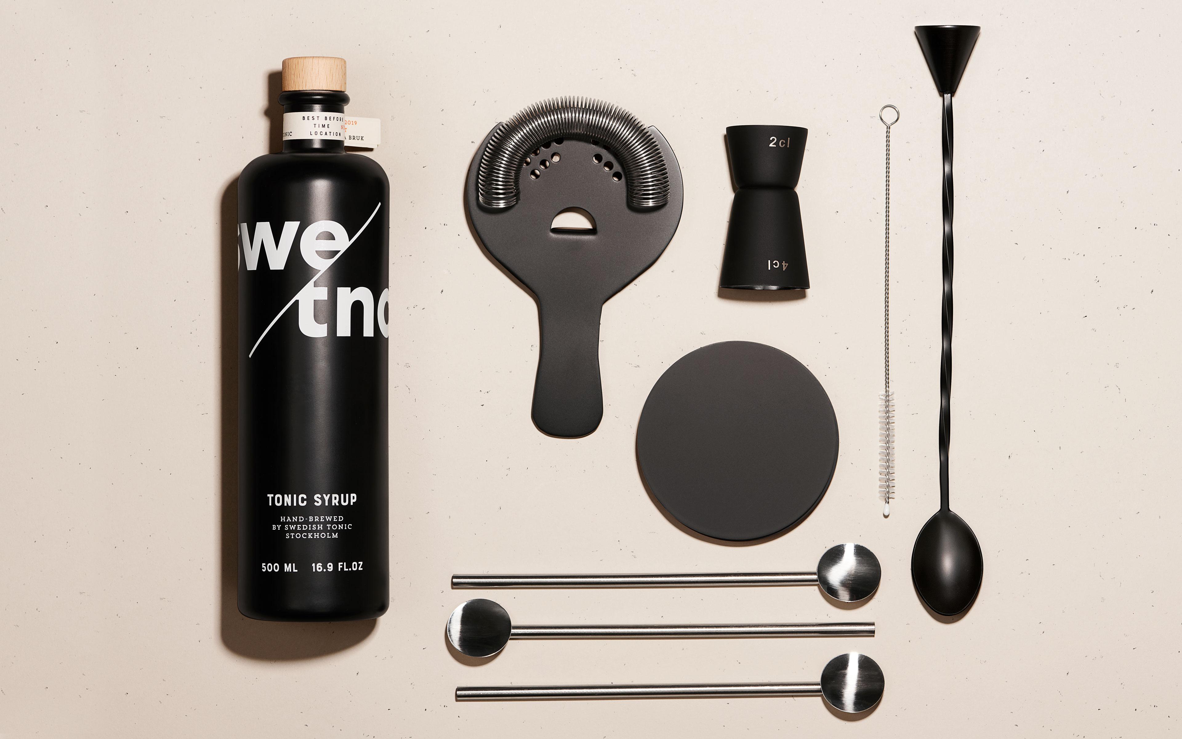 Pond Design Swe Tnc Swedish Tonic Syrup World Brand Design
