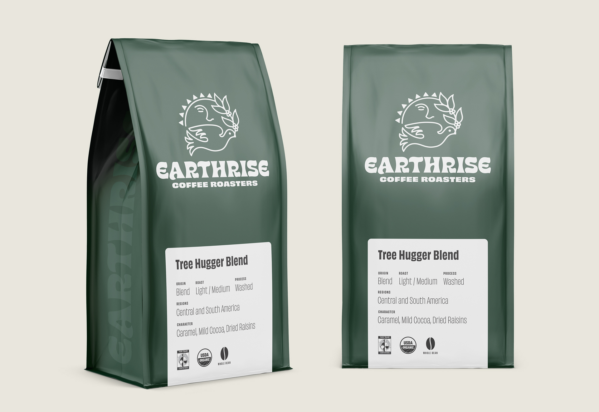 Coffee Roasters Packaging and Brand Identity