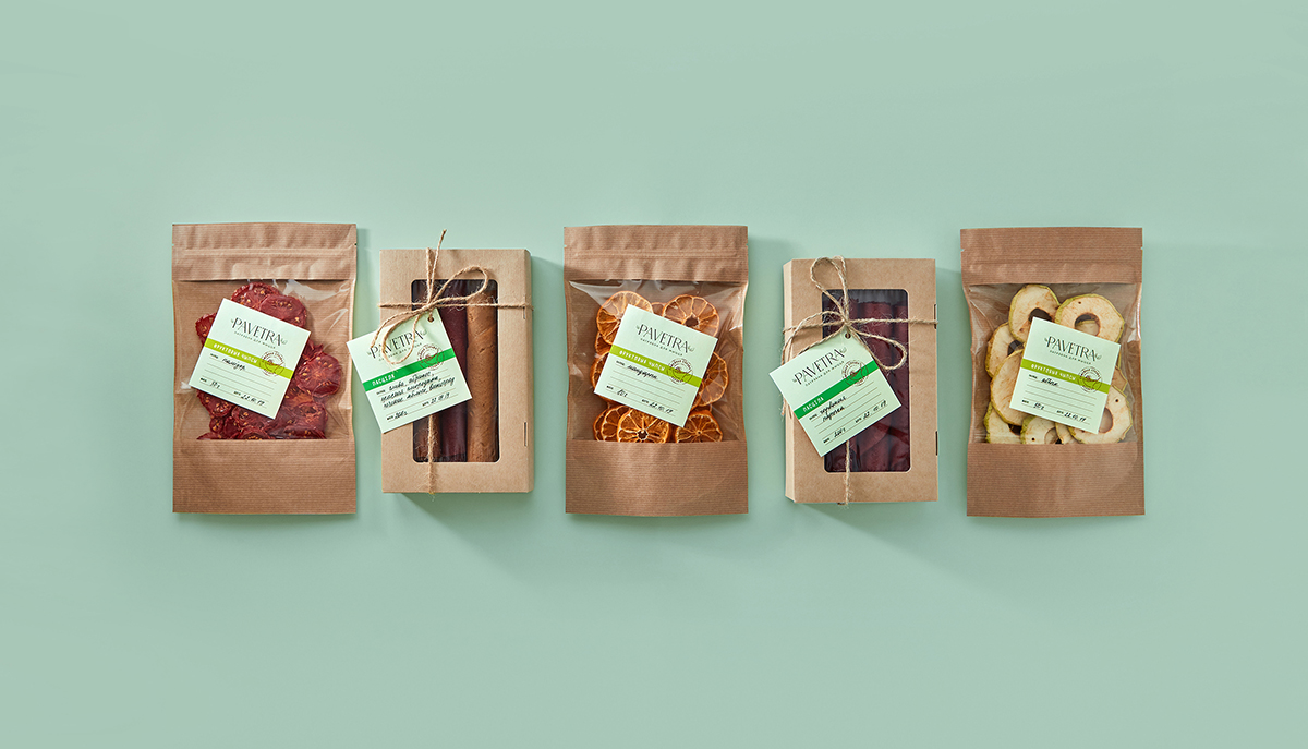 PAVETRA: a New Belarusian Confectionery Trademark by Fabula Branding