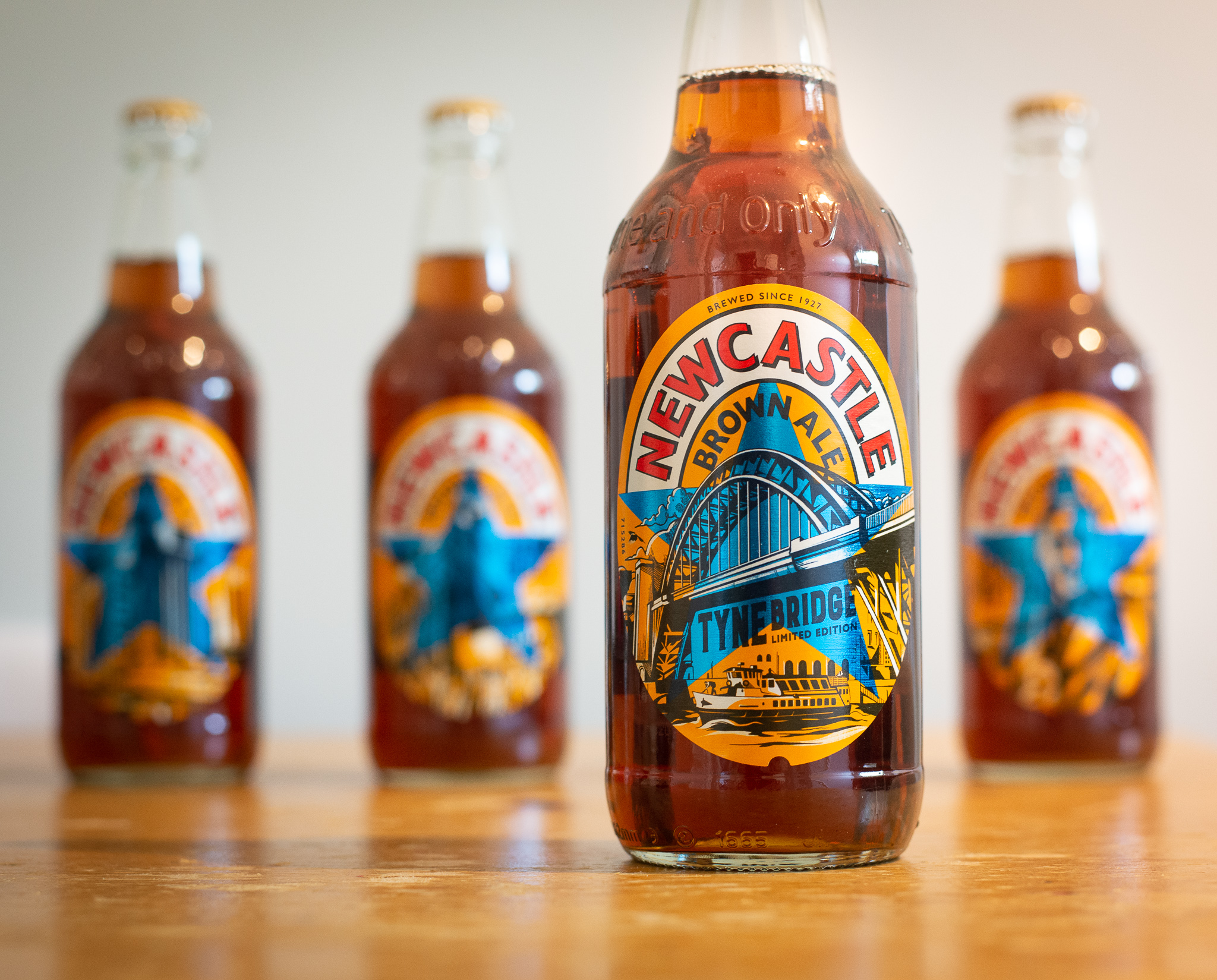 Newcastle Brown Ale Limited Edition