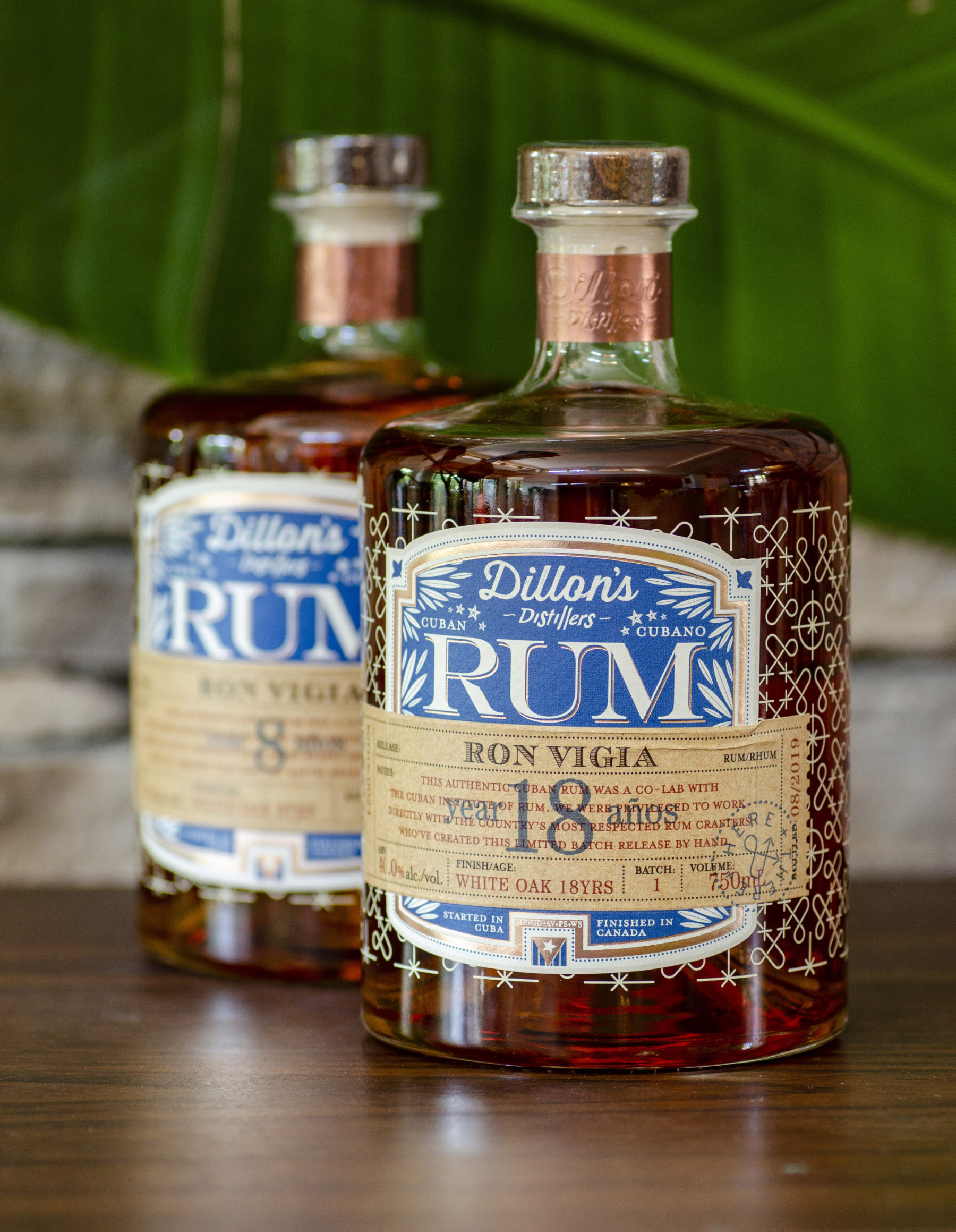 Cuban Rum Package Design