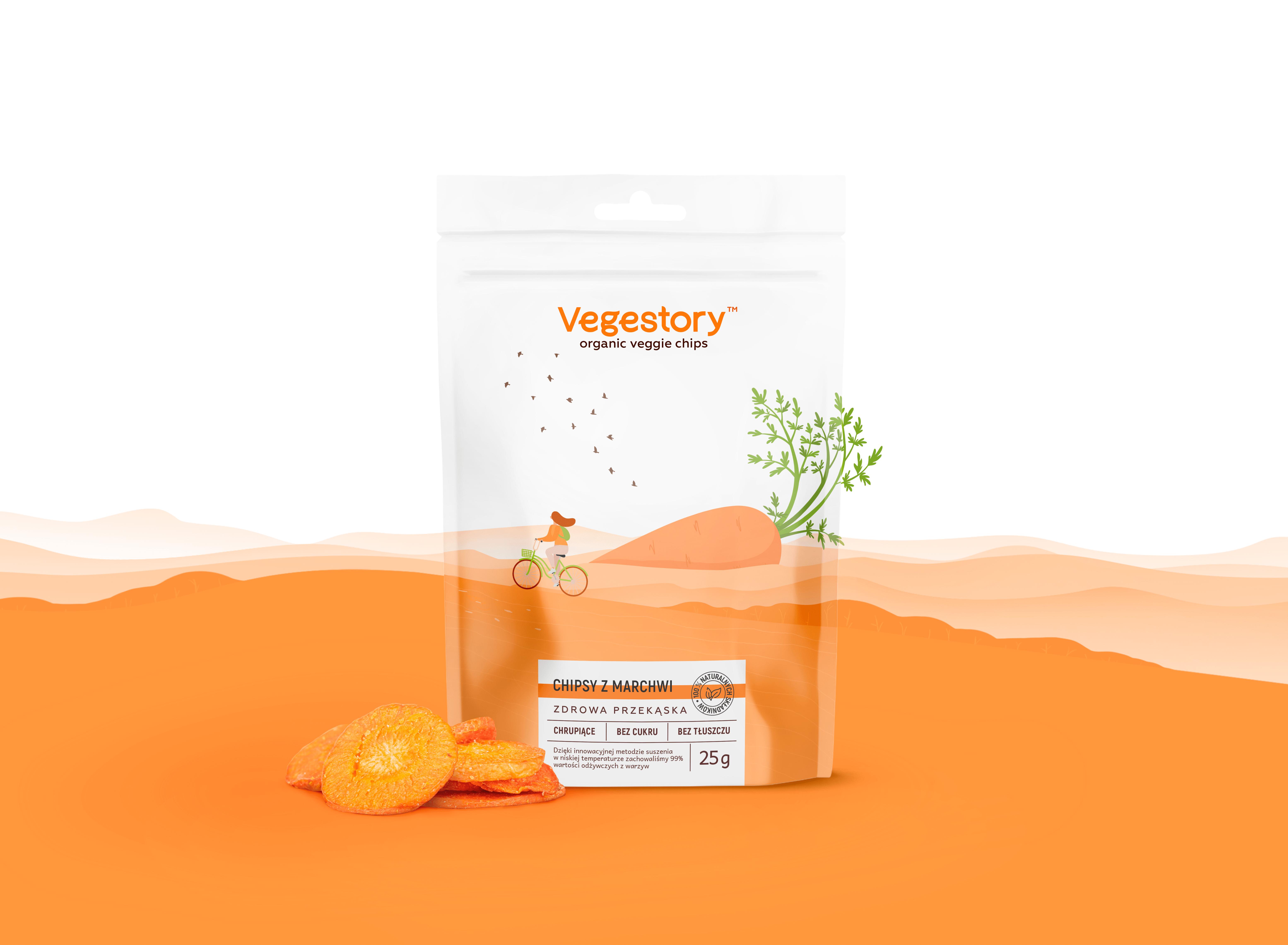 Trademark for Vegetable Chips