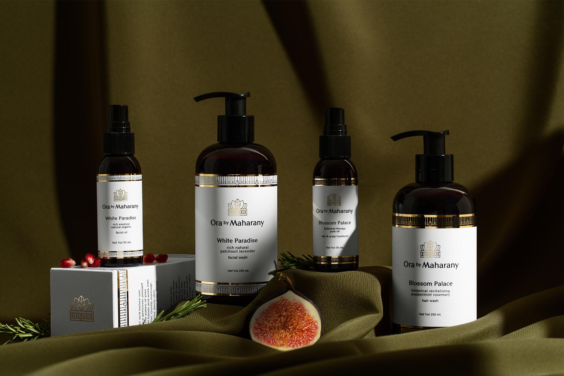 Ora by Maharany Skincare Packaging by Alexandra Necula