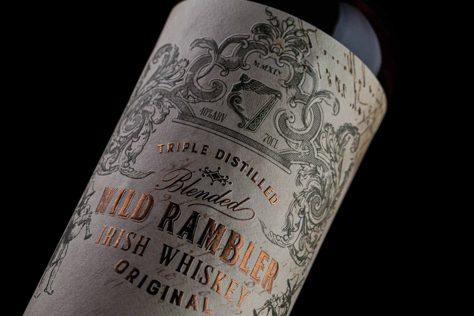 Wild Rambler Irish Whiskey