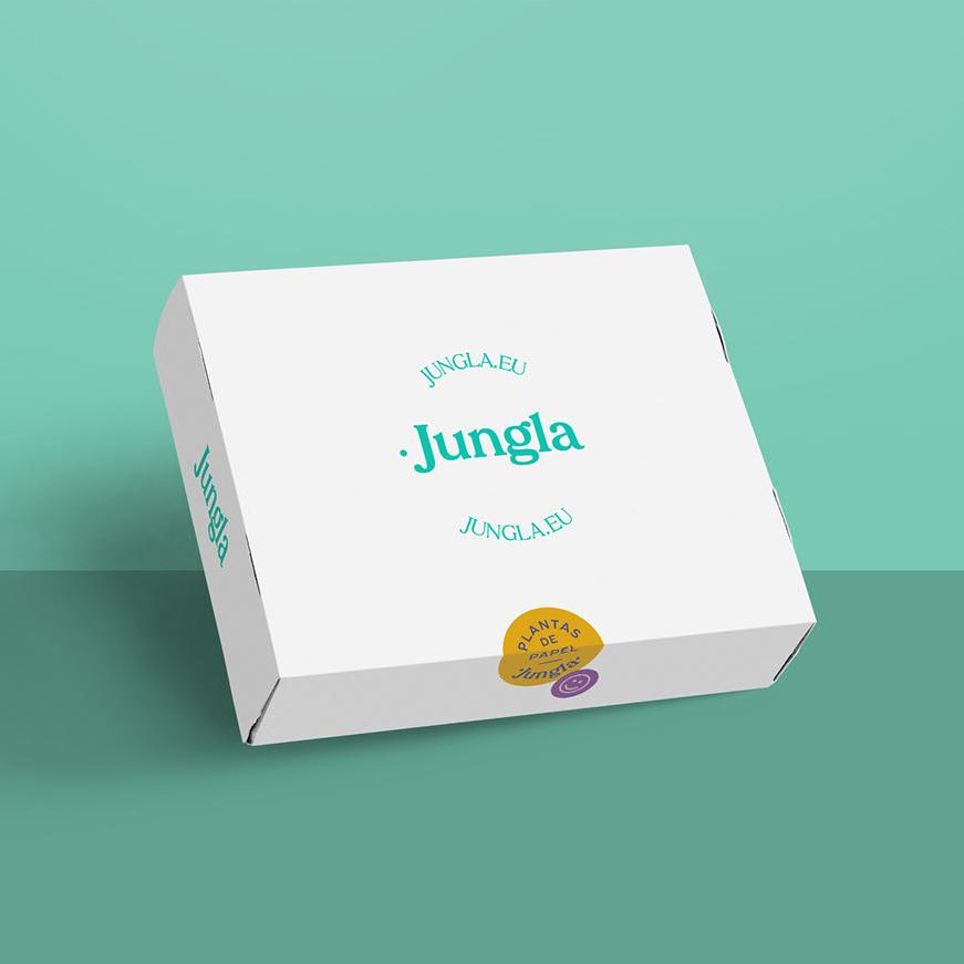 Jungla Branding and Art Direction