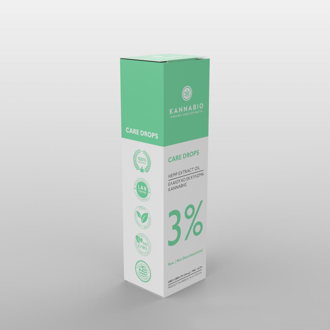 deworks.co New Packaging and Label Design for Kannabio Hemp Oil Extracts