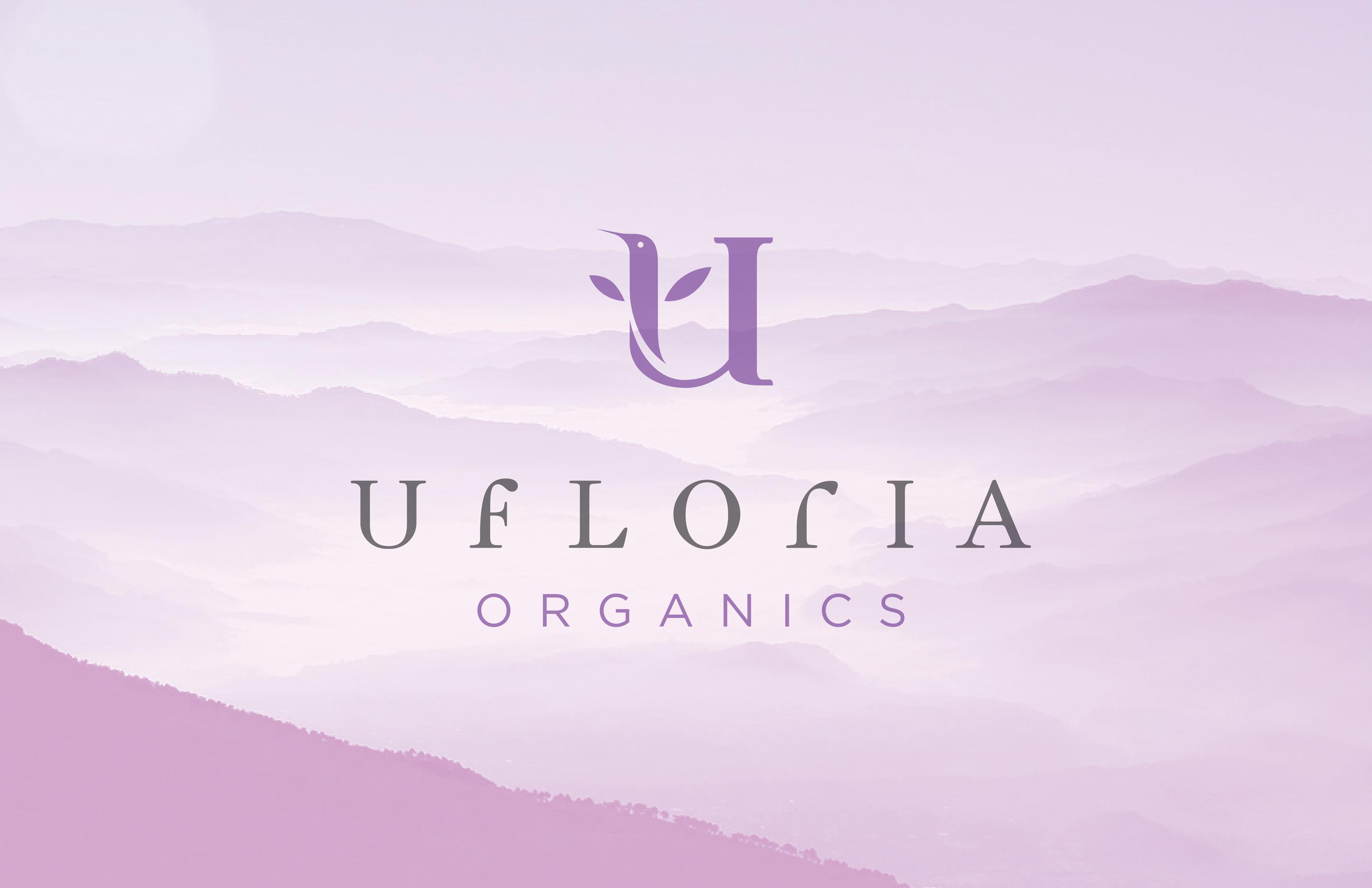 Yurika Creative Develops a Refreshing Brand Expression for Ufloria Organics