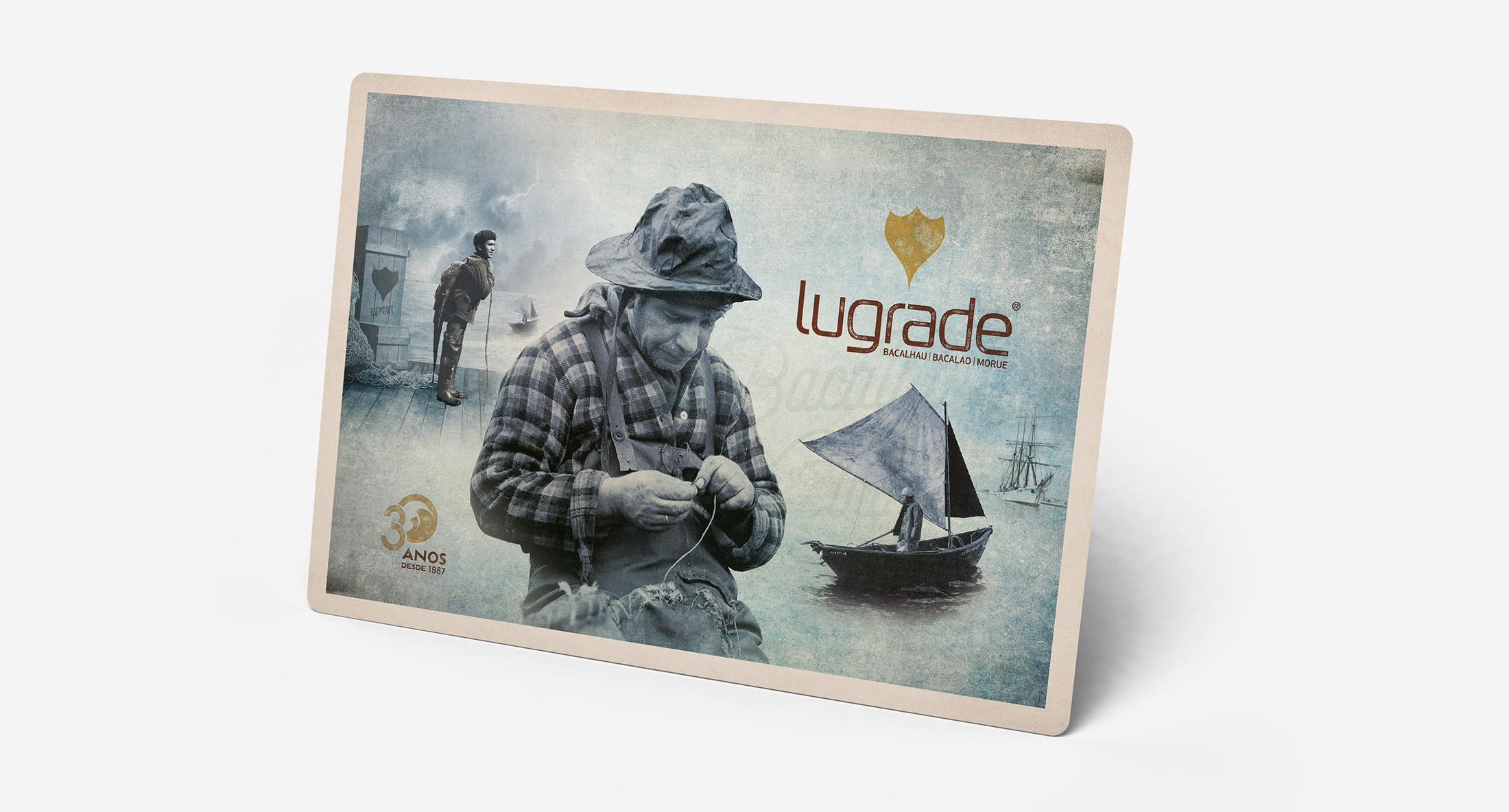 Branding of Lugrade the Brand of Portuguese Cod