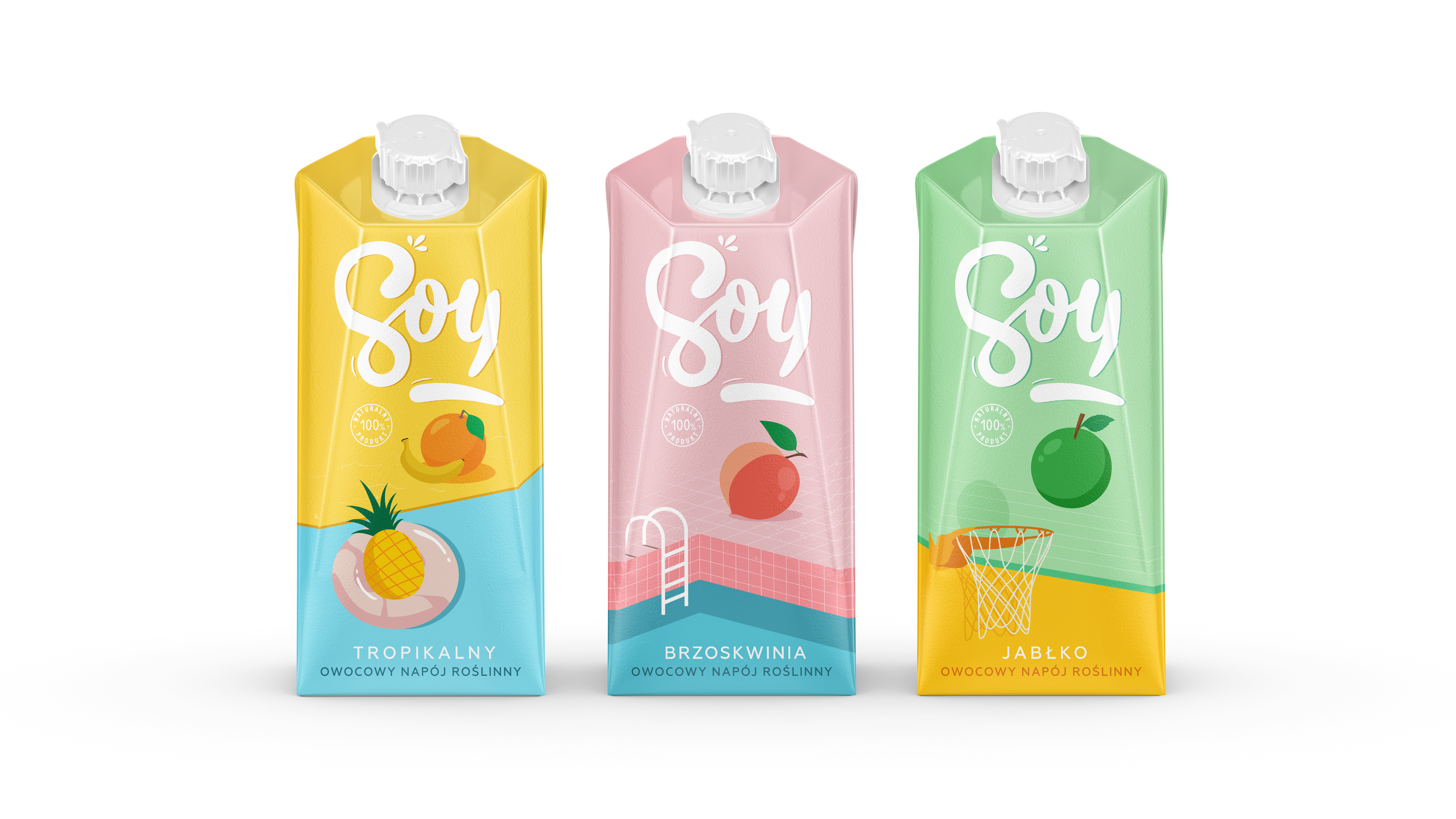 Trademark for Juicy-Soy Drink