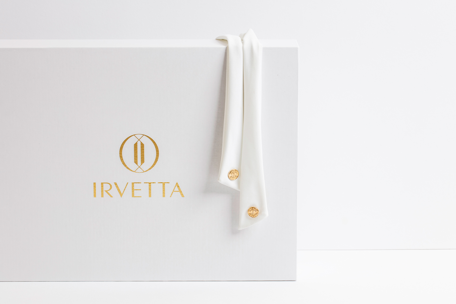 Irvetta Swimwear Branding by Alexandra Necula Design