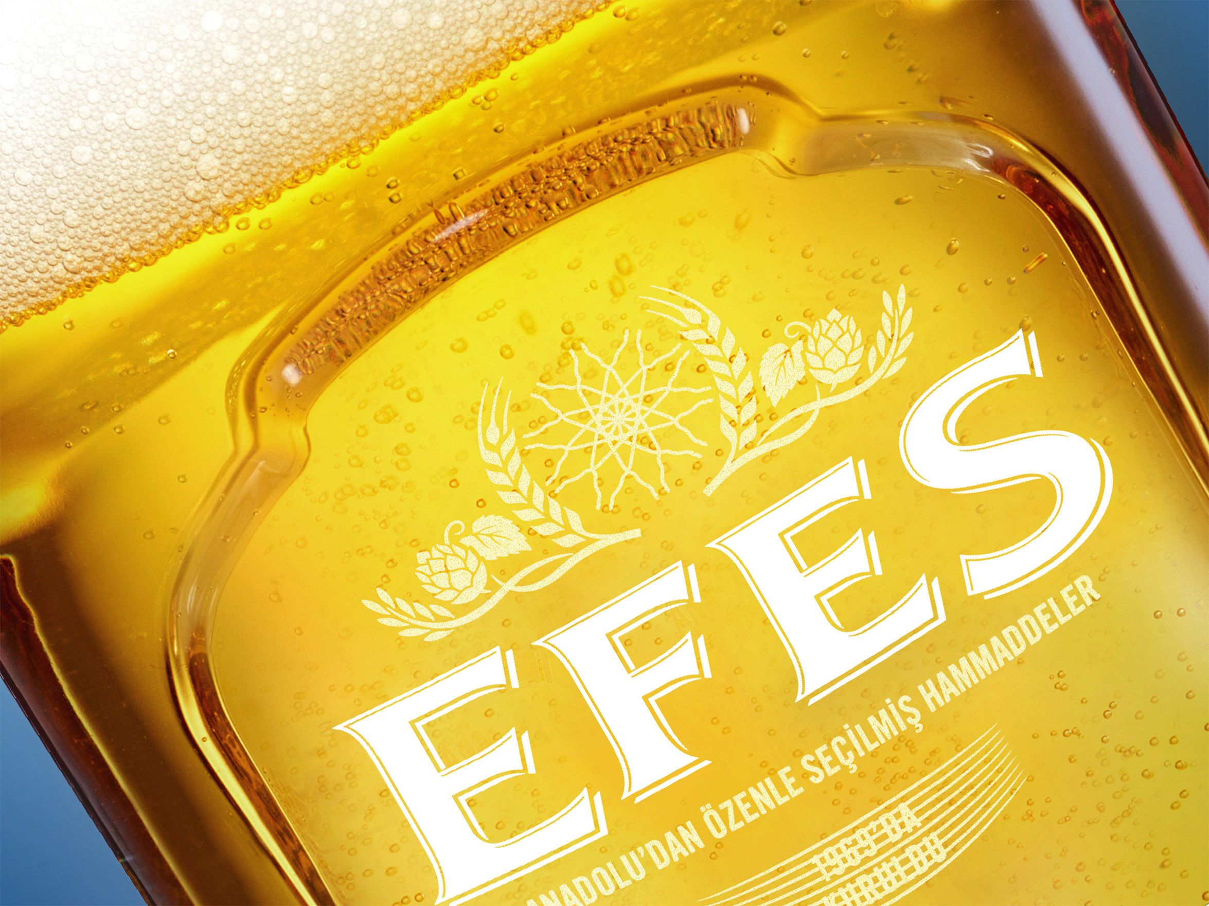 Efes Glassware Worthy of Being Toasted