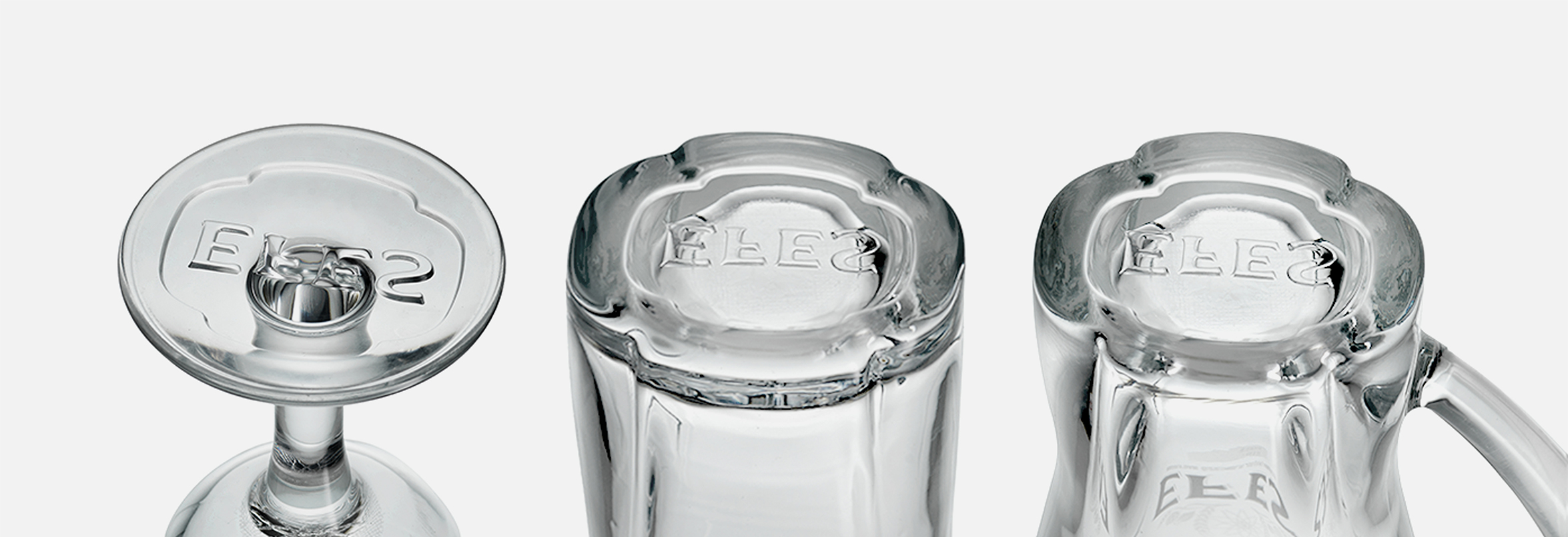 Efes Glassware Worthy of Being Toasted - World Brand Design
