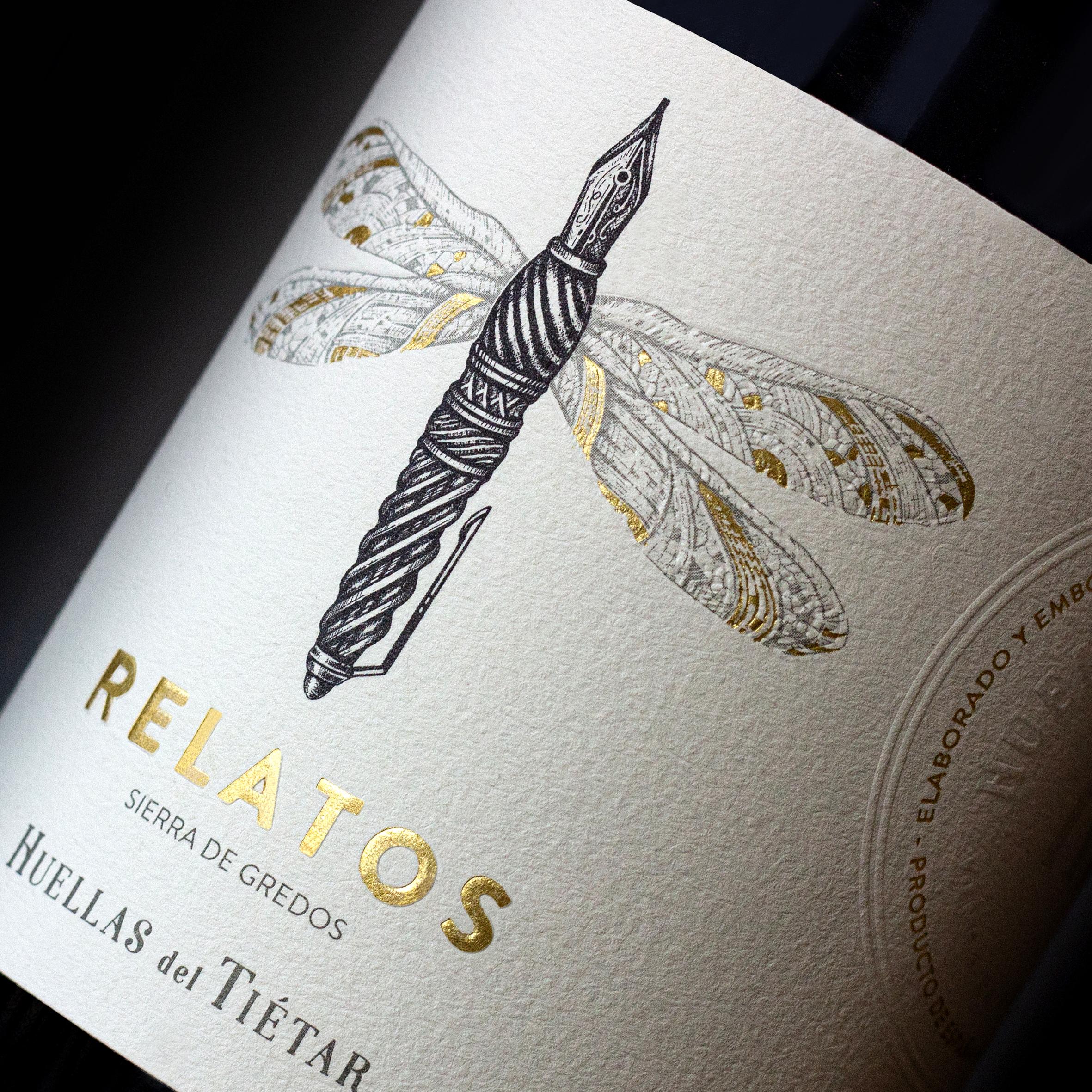 RELATOS Poetry and Wine