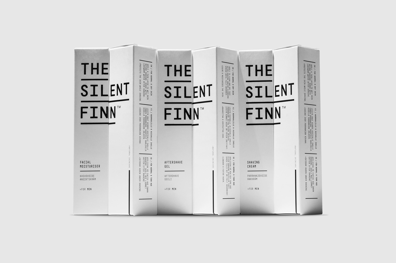 The Silent Finn Skincare Range