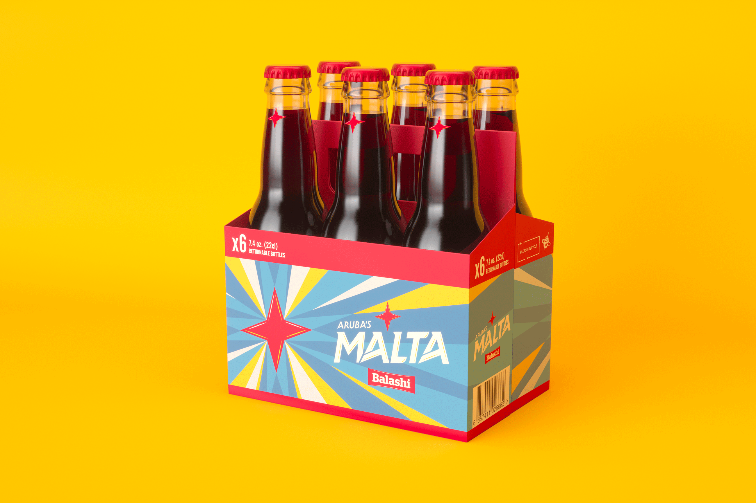 Thirst Rebrands Malta Balashi as a Beacon of Upbeat Island Energy