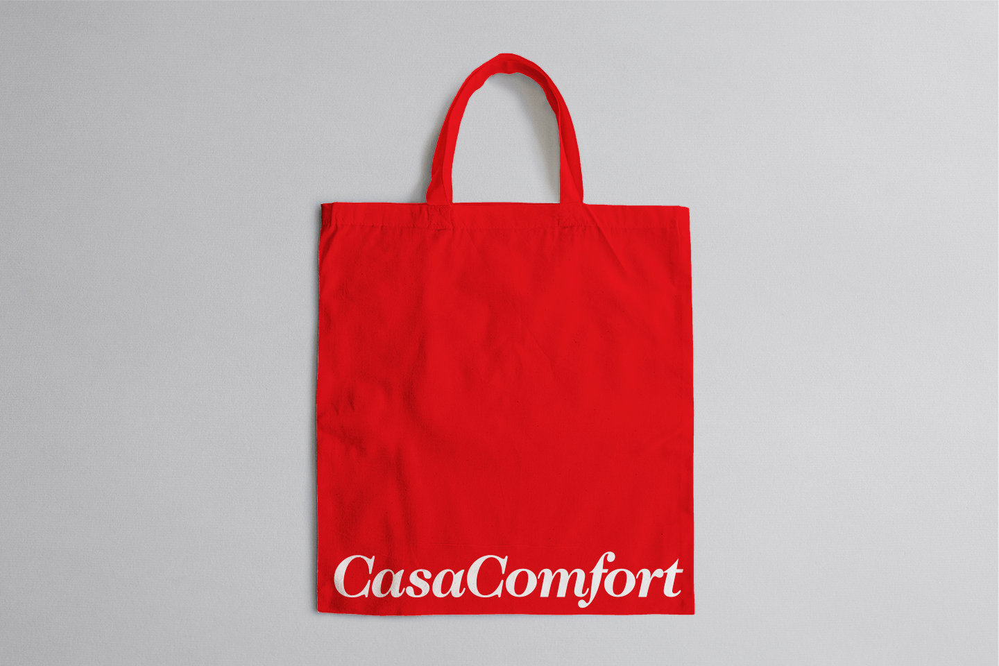Branding and Visual identity for Casa Comfort