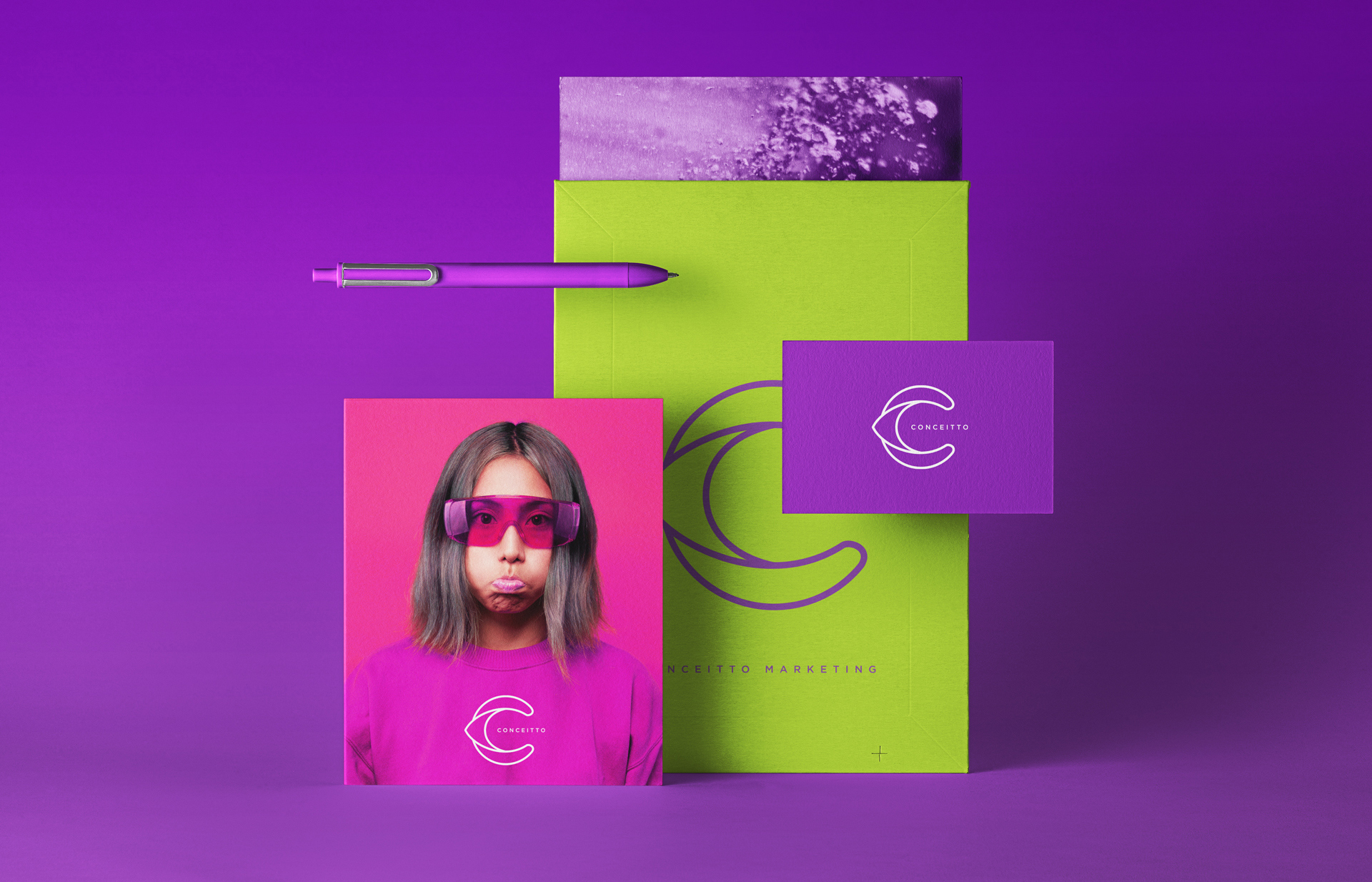 Conceitto Branding by INDUSTRIA