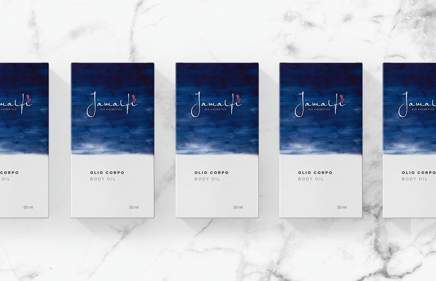 Agency Design Jamalfi Bio Cosmetics