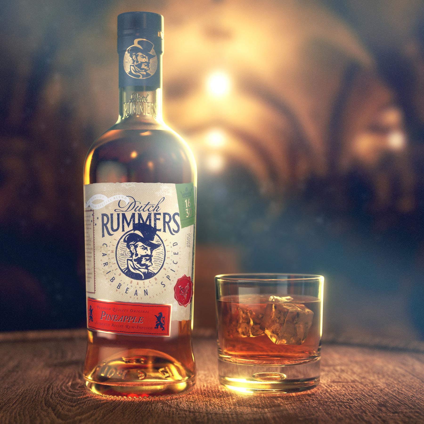 Dutch Rummers by Limegreentangerine