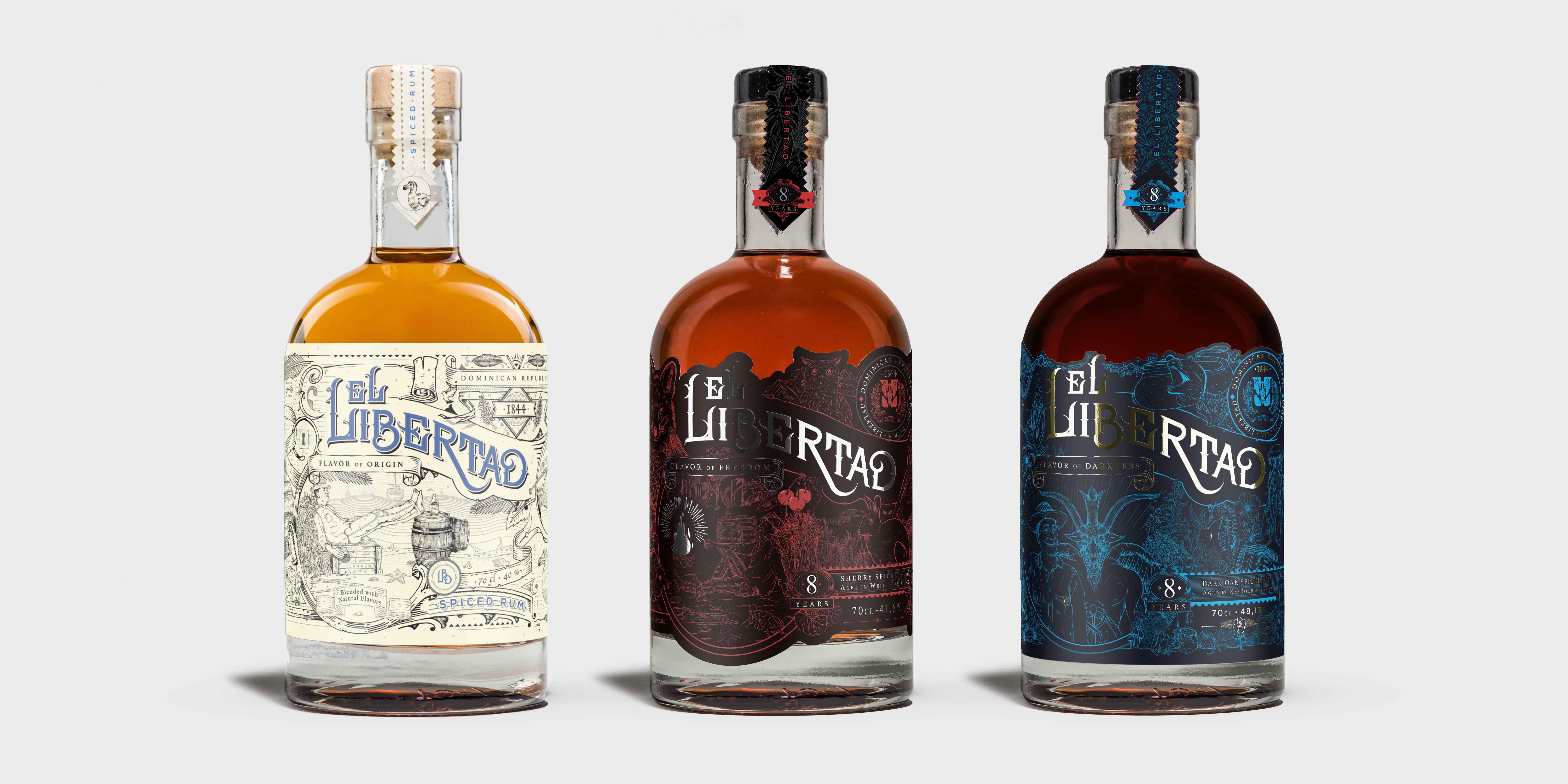 EL LIBERTAD Rum Collection