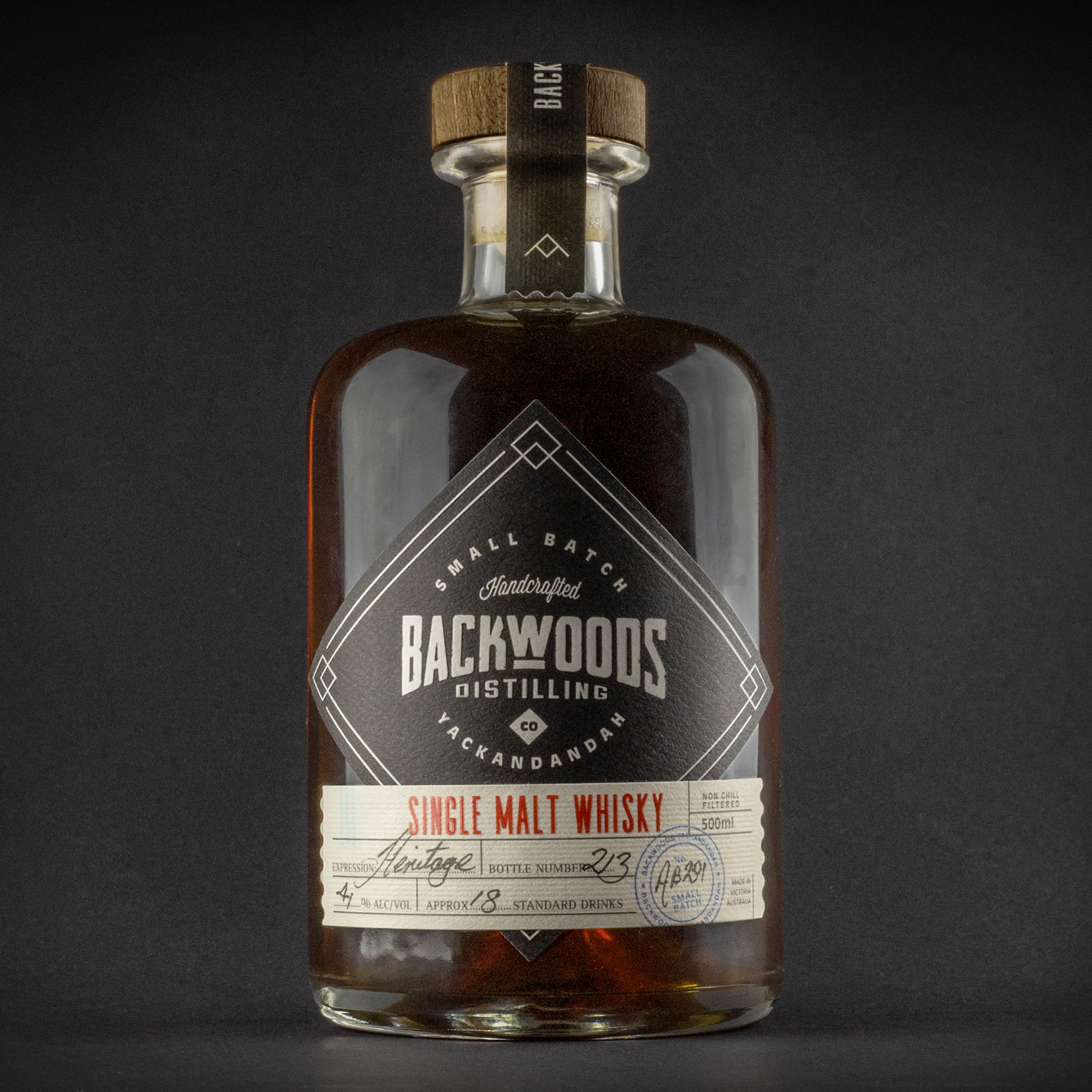 Brand and Packaging For a New Distillery