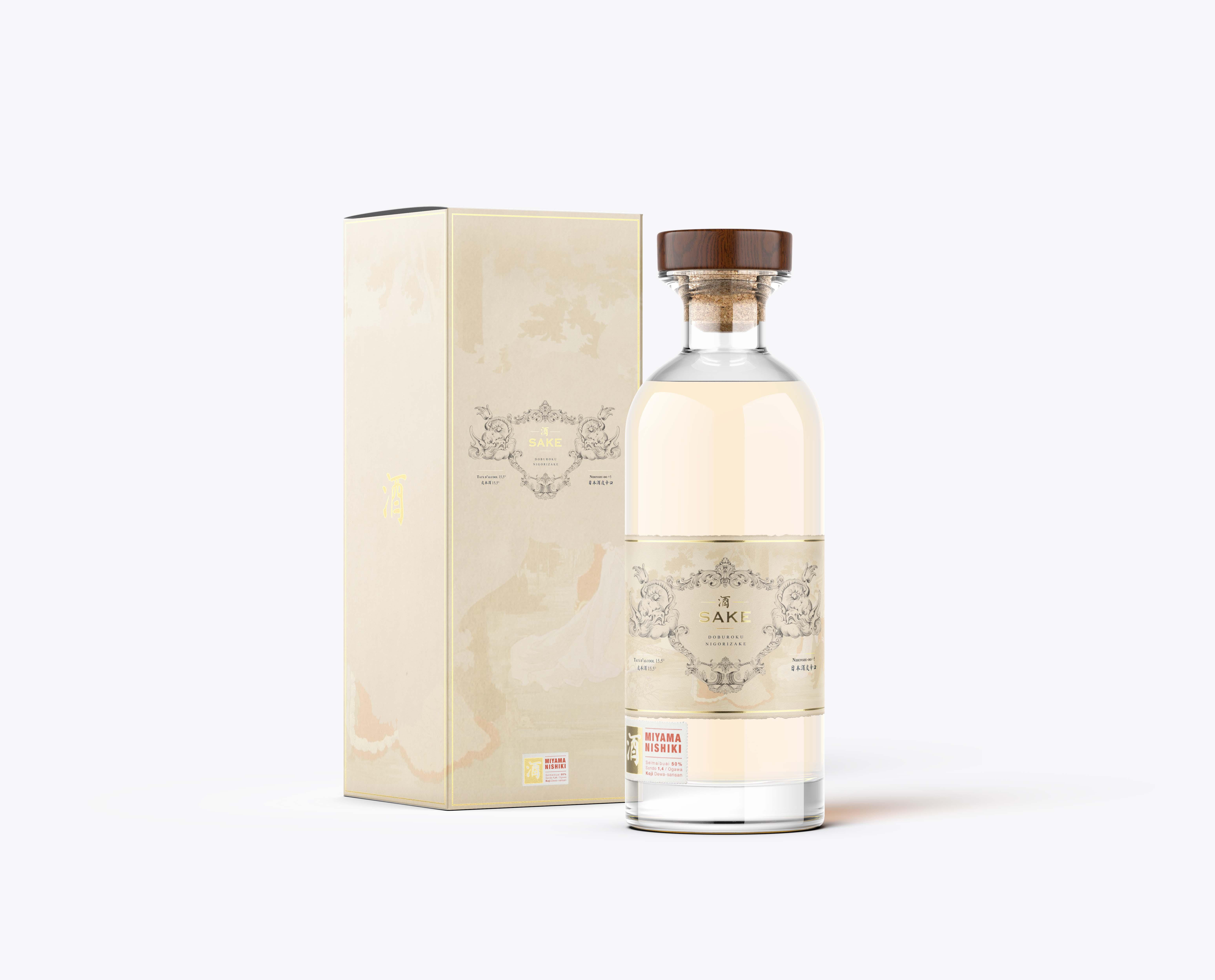 Sake Doburoku – Nigorizake