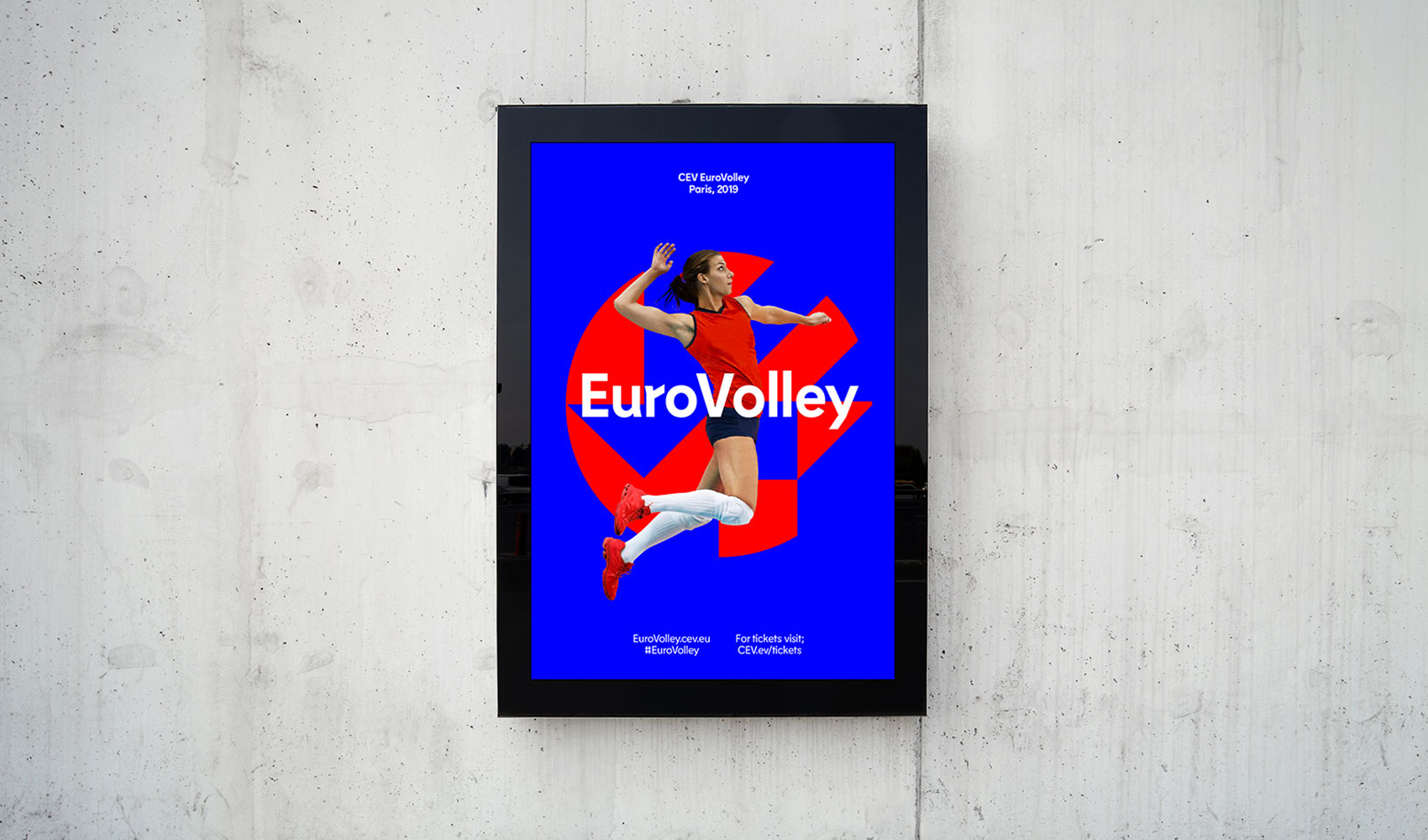 Alphabet Brand the Future of European Volleyball